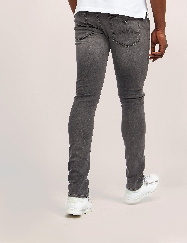 Armani Jeans J10 Slim Jeans
