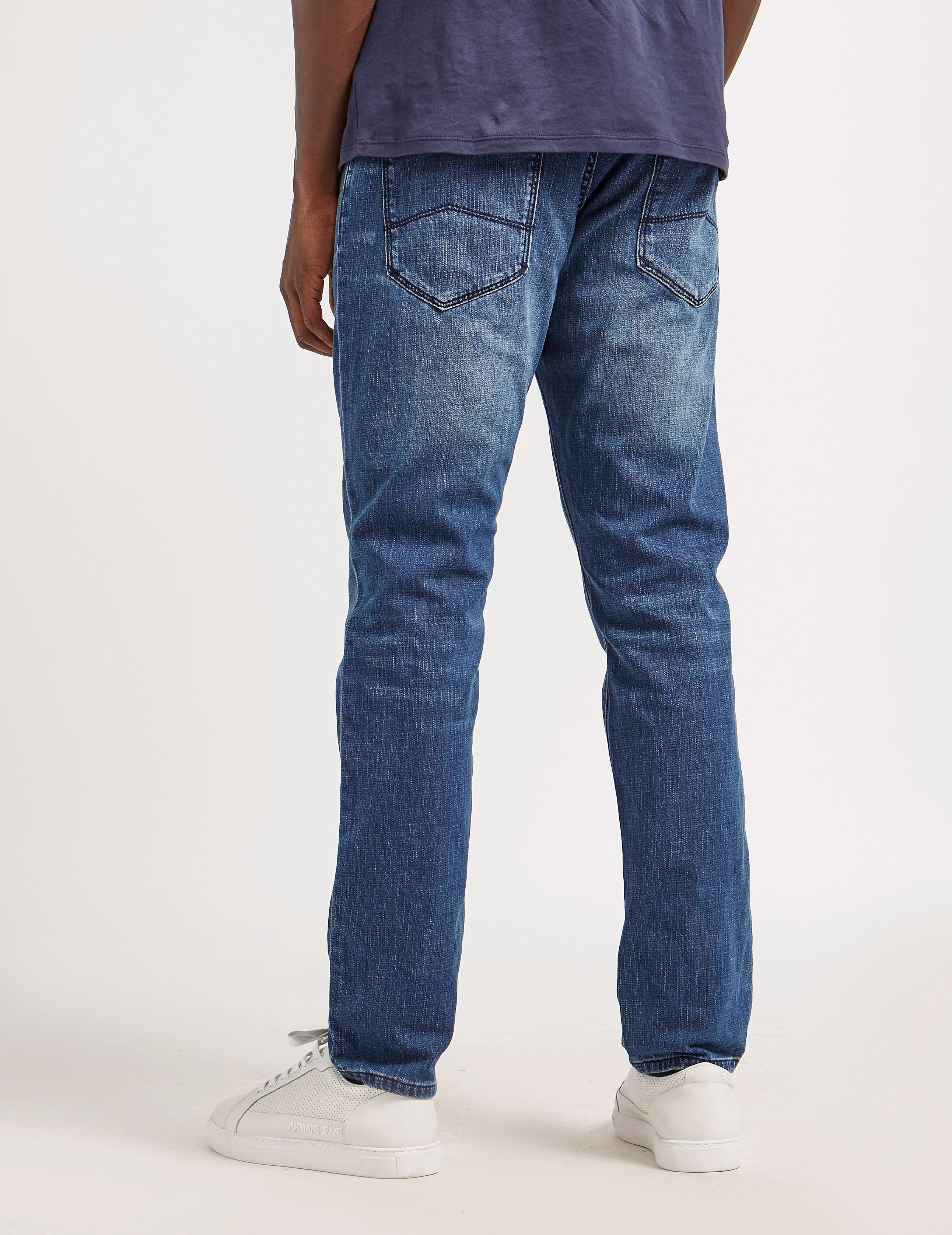 Armani Jeans J06 Short Jeans
