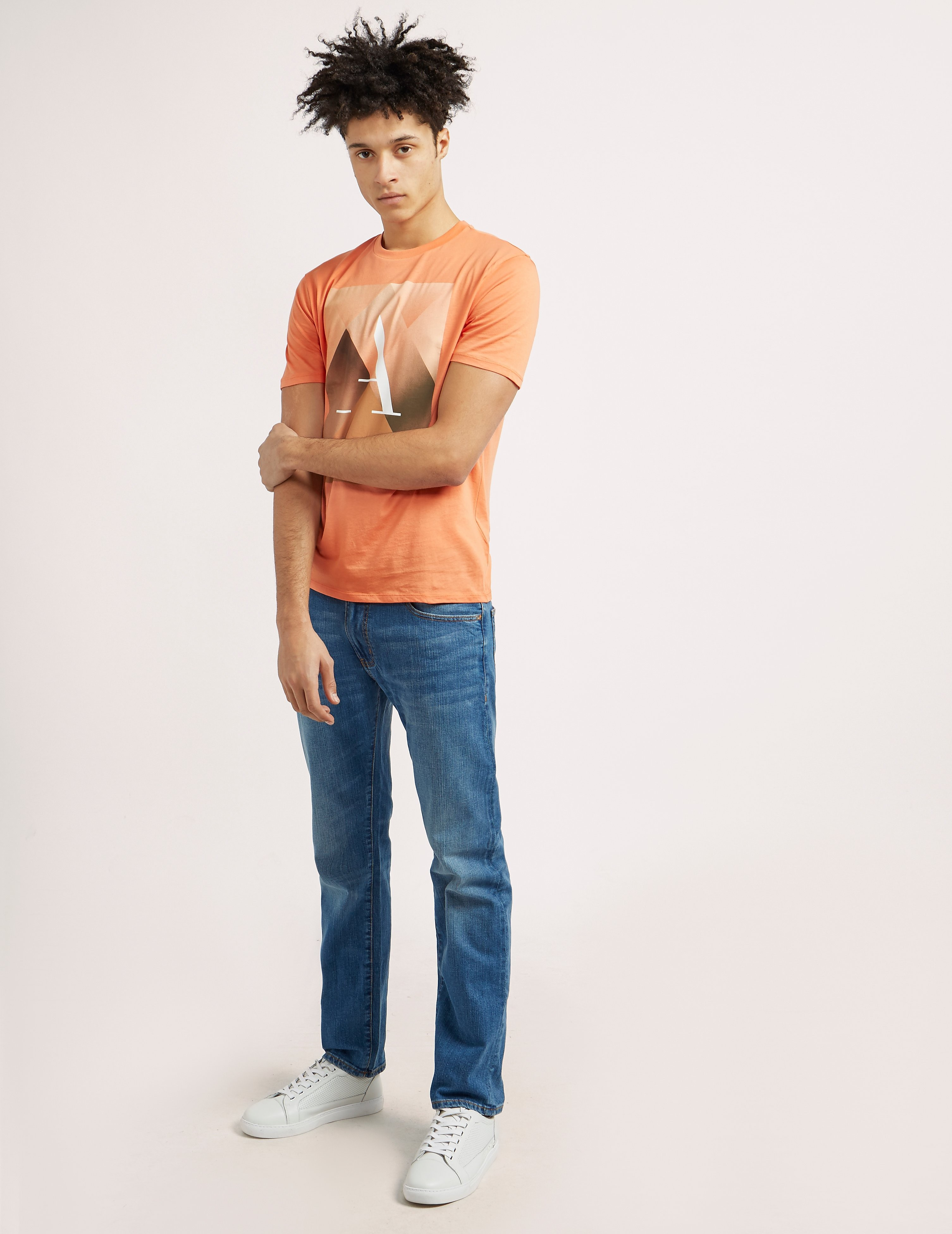 Armani Jeans J45 Jeans - Short