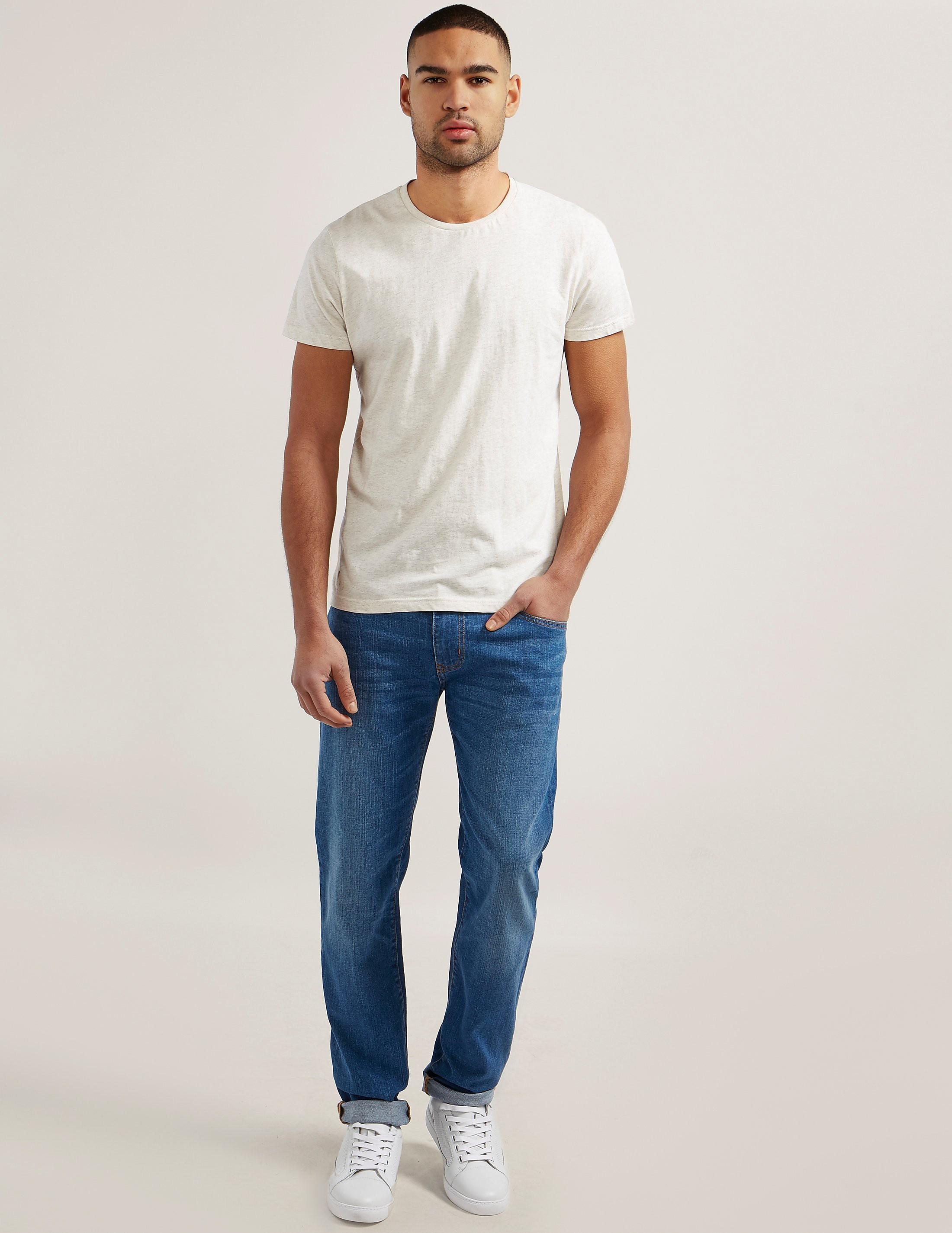 Armani Jeans J45 Regular Fit Jean