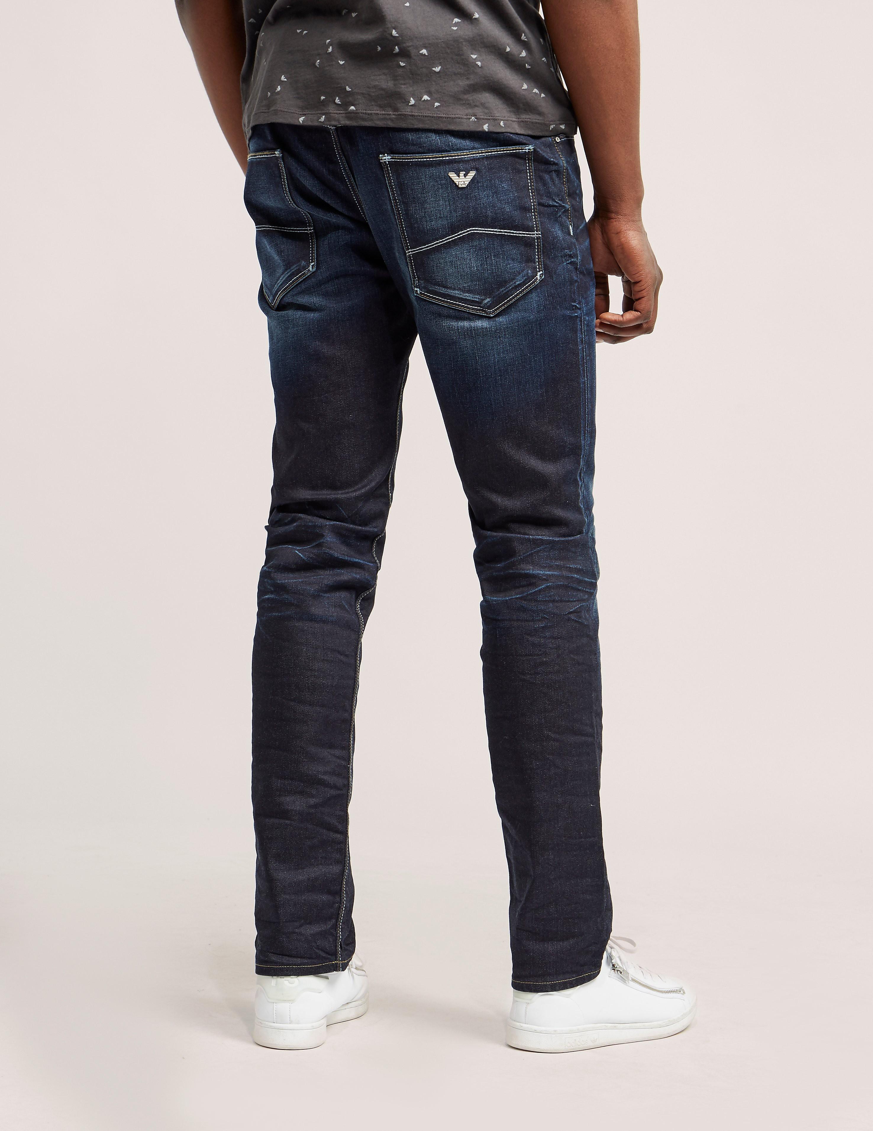 Armani Jeans J06 Jeans - Long