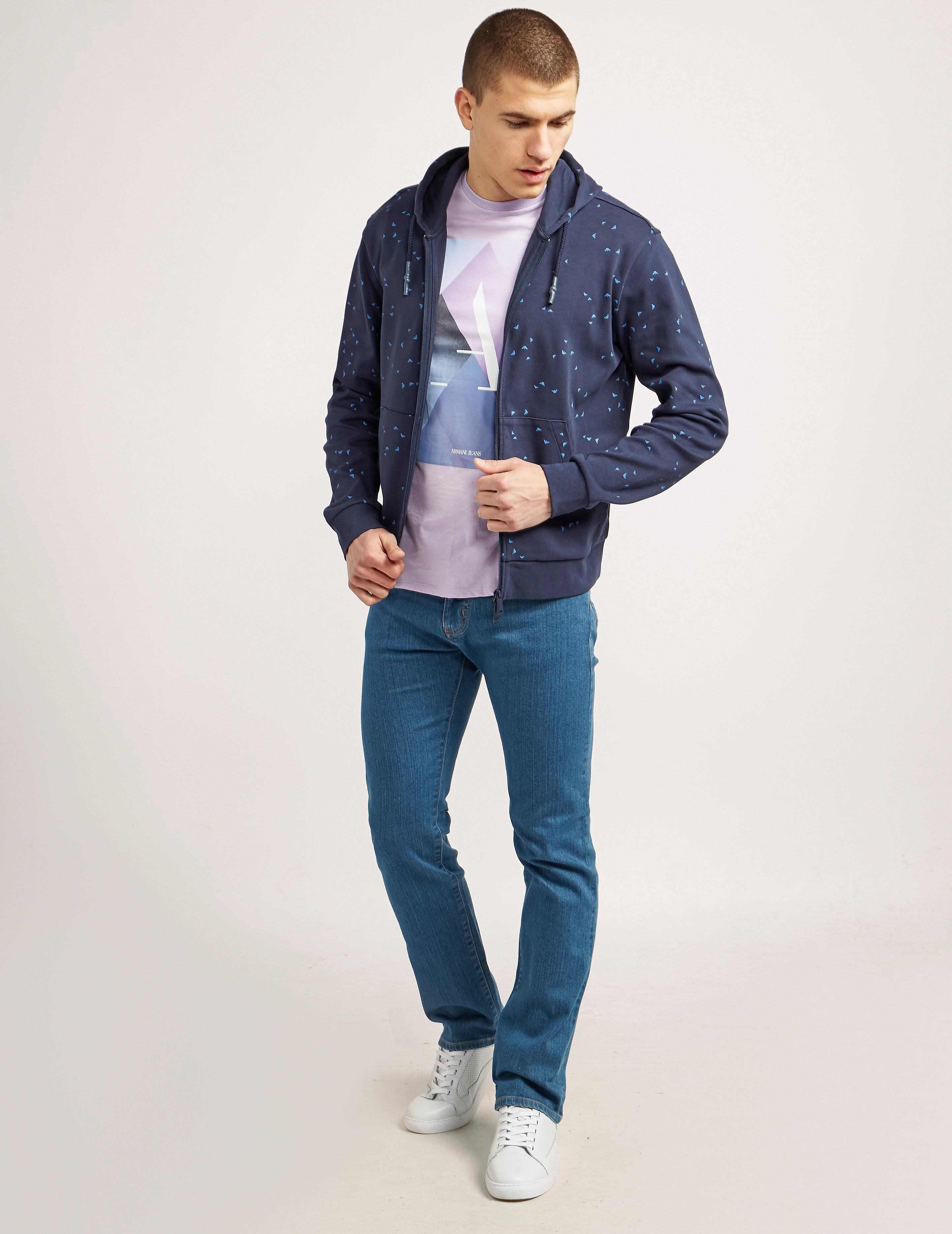 Armani Jeans J45 Jeans - Long