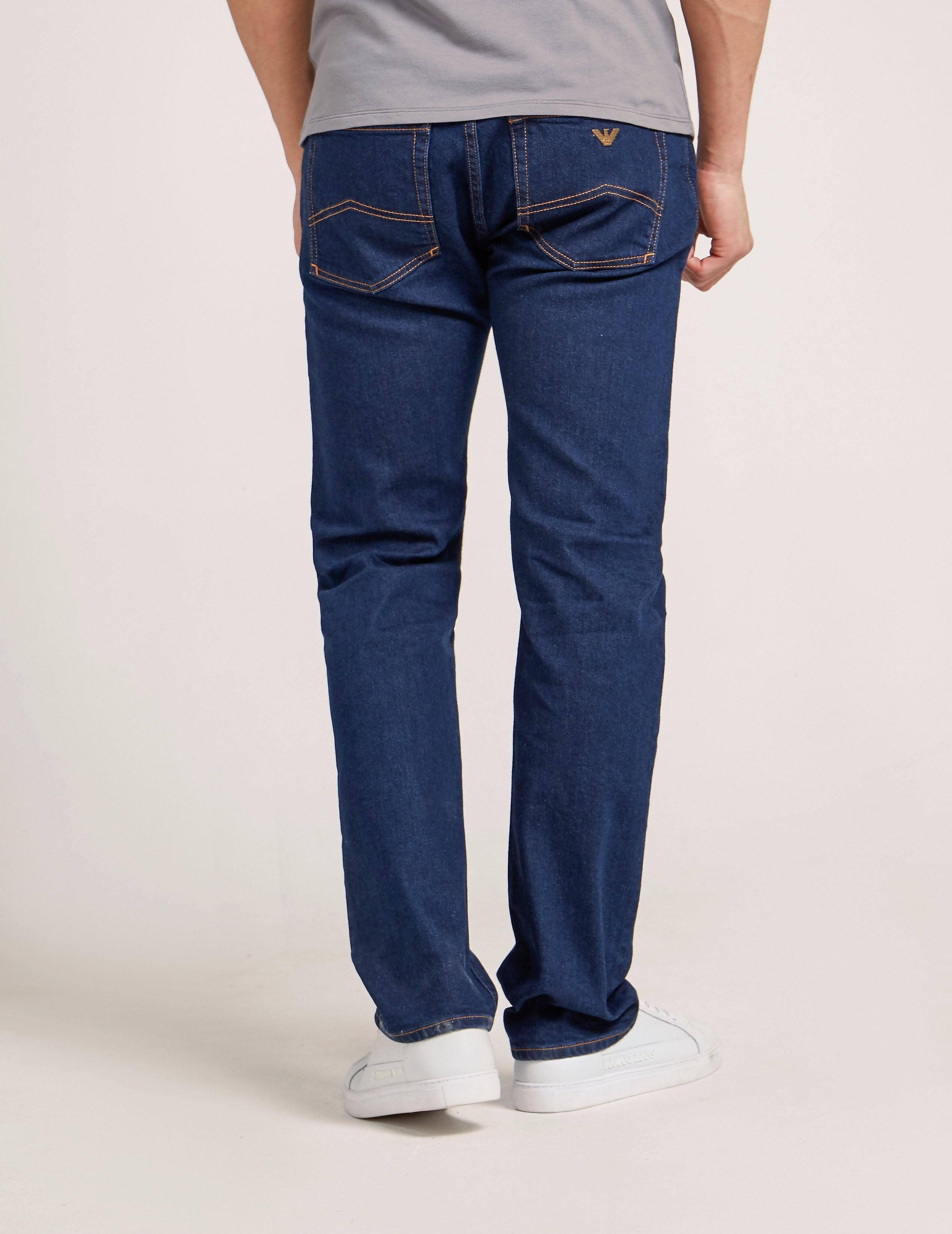 Armani Jeans J45 Jeans - Regular