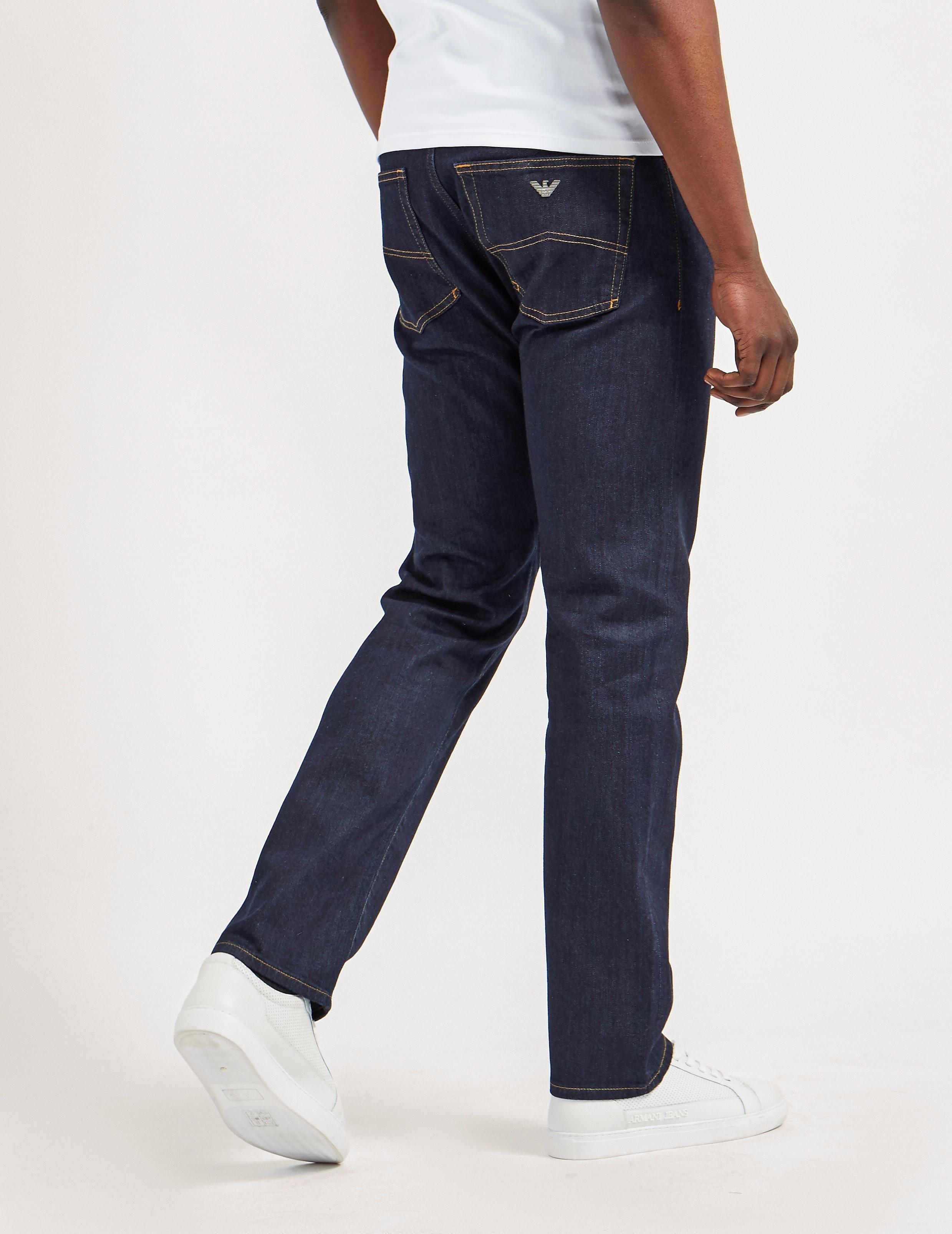 Armani Jeans J45 Regular Jeans
