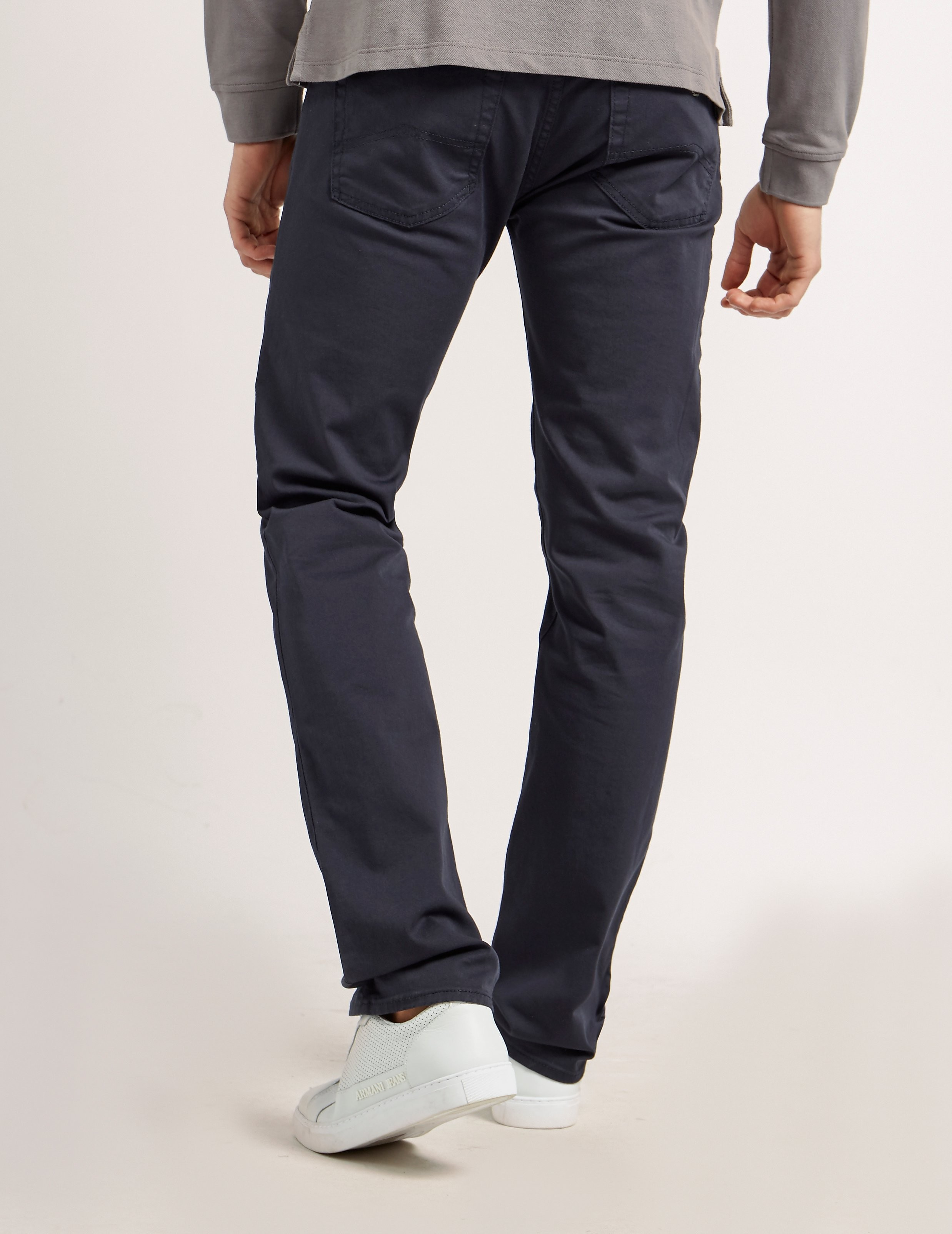 Armani Jeans J45 Bull Regular Jeans