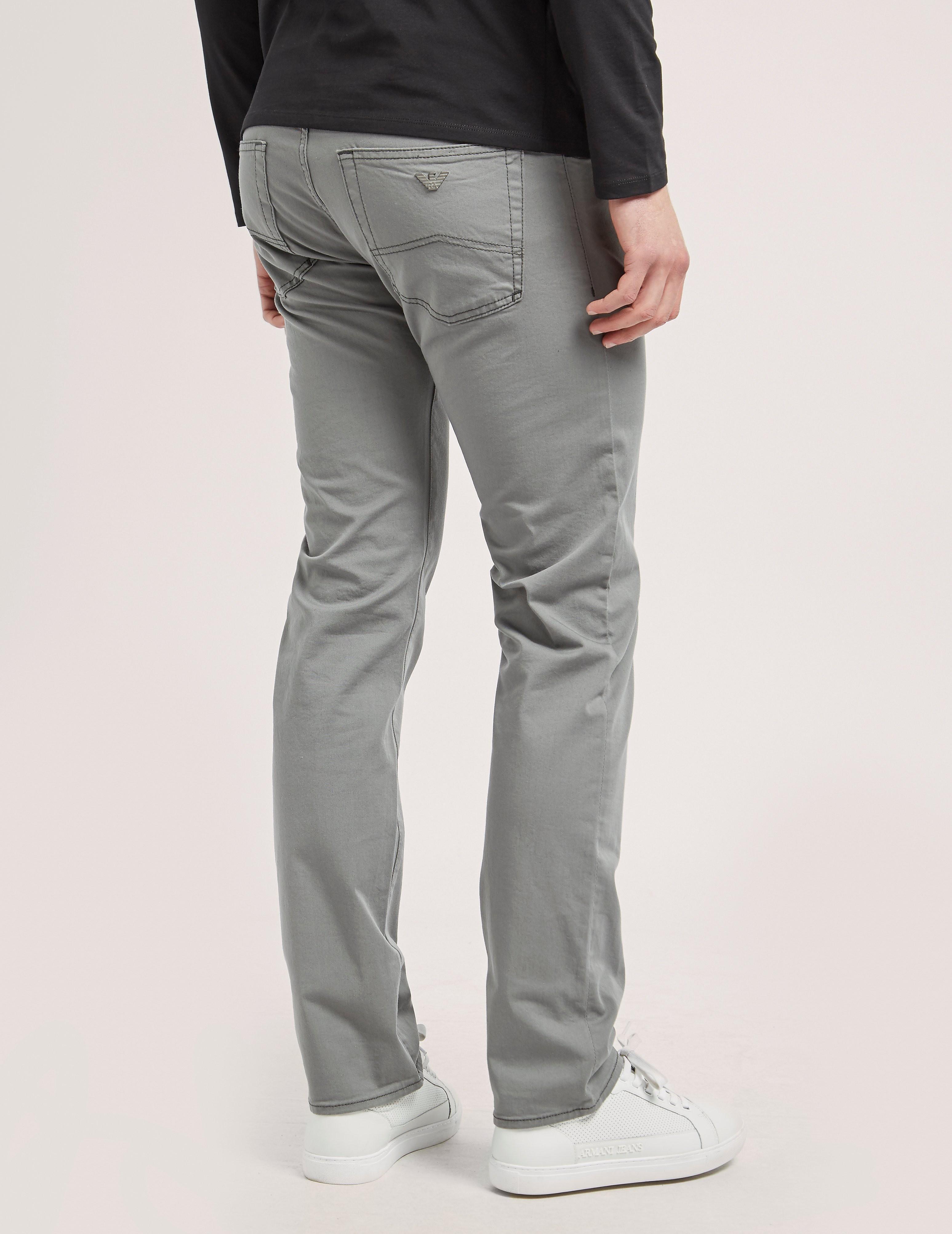 Armani Jeans J45 Bull Short Jeans