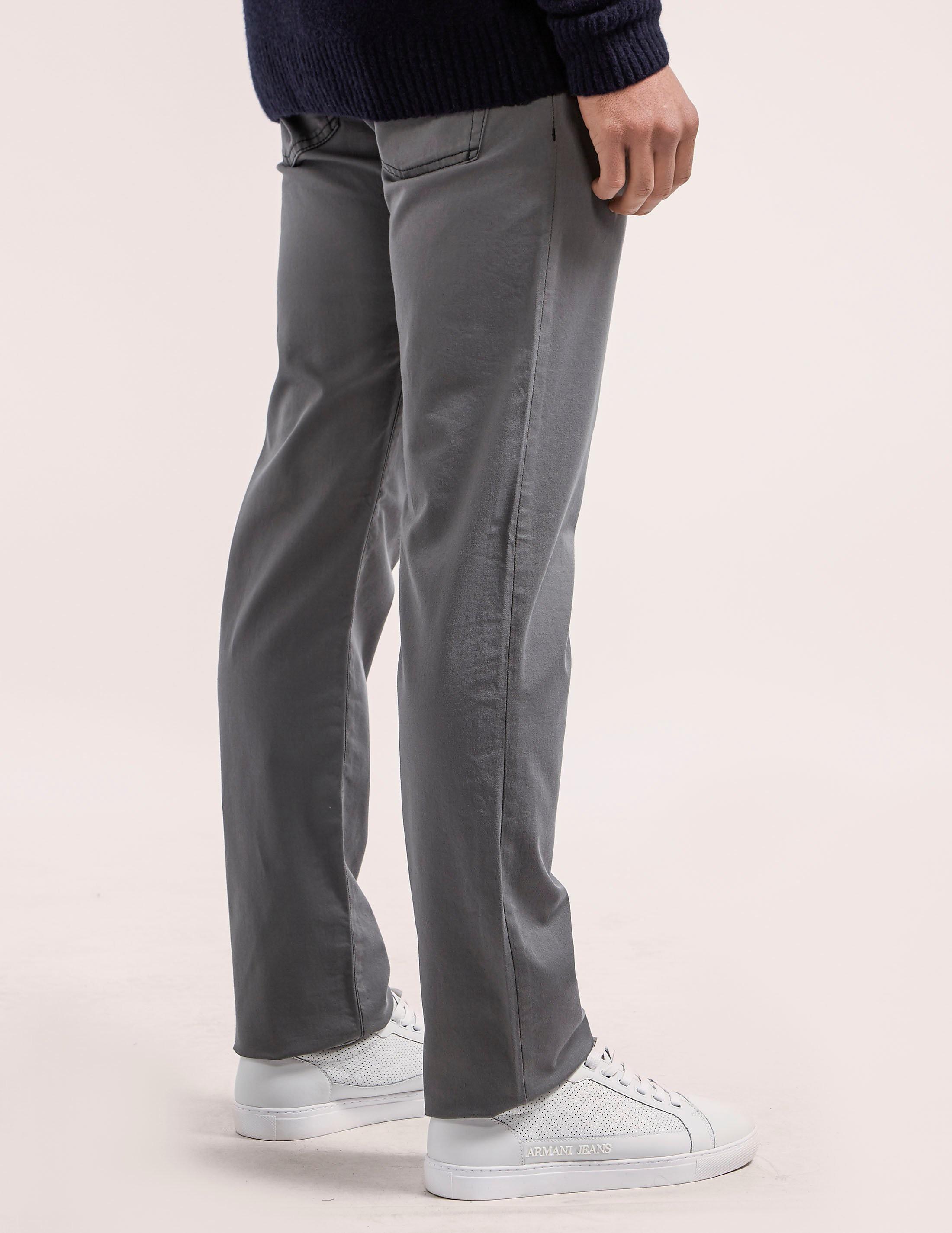 Armani Jeans J45 Slim Fit Bull Denim Jean