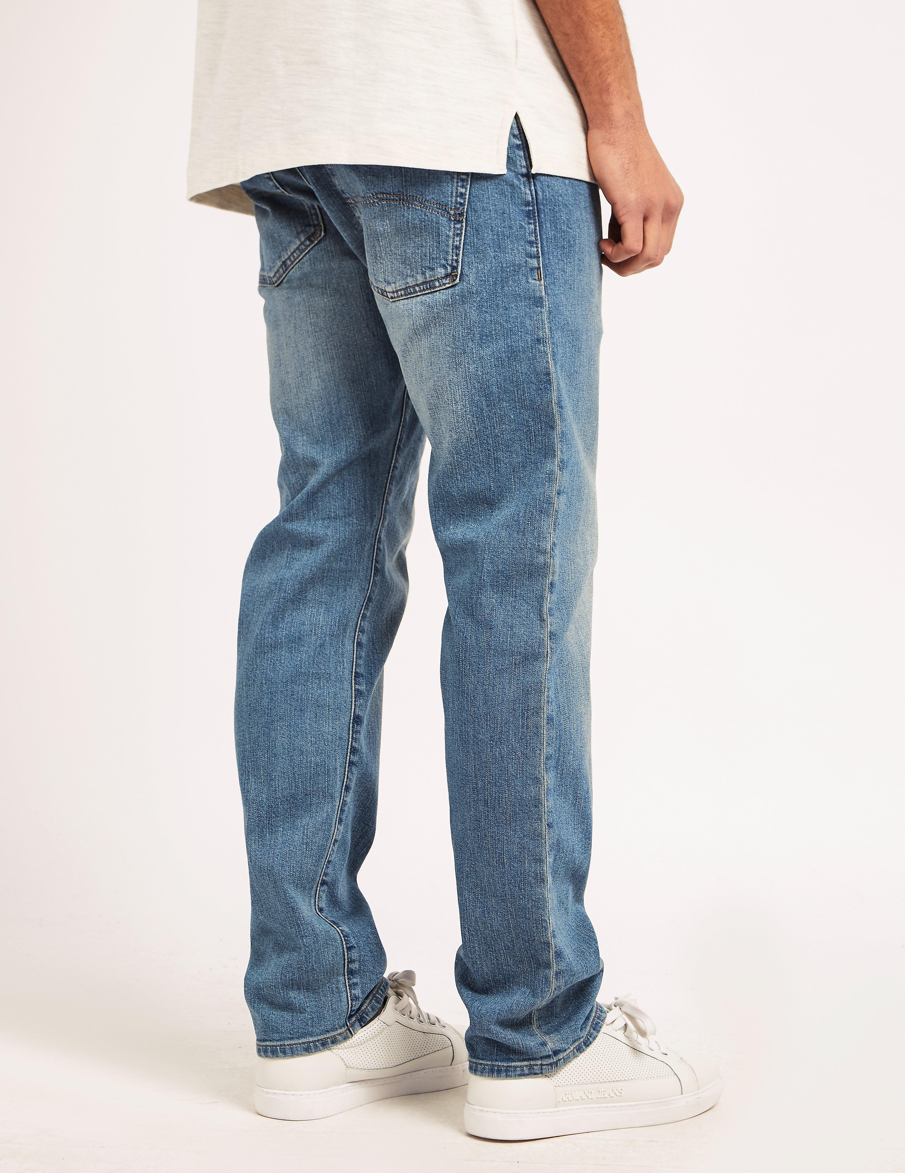 Armani Jeans J45 Stone Regular Jeans