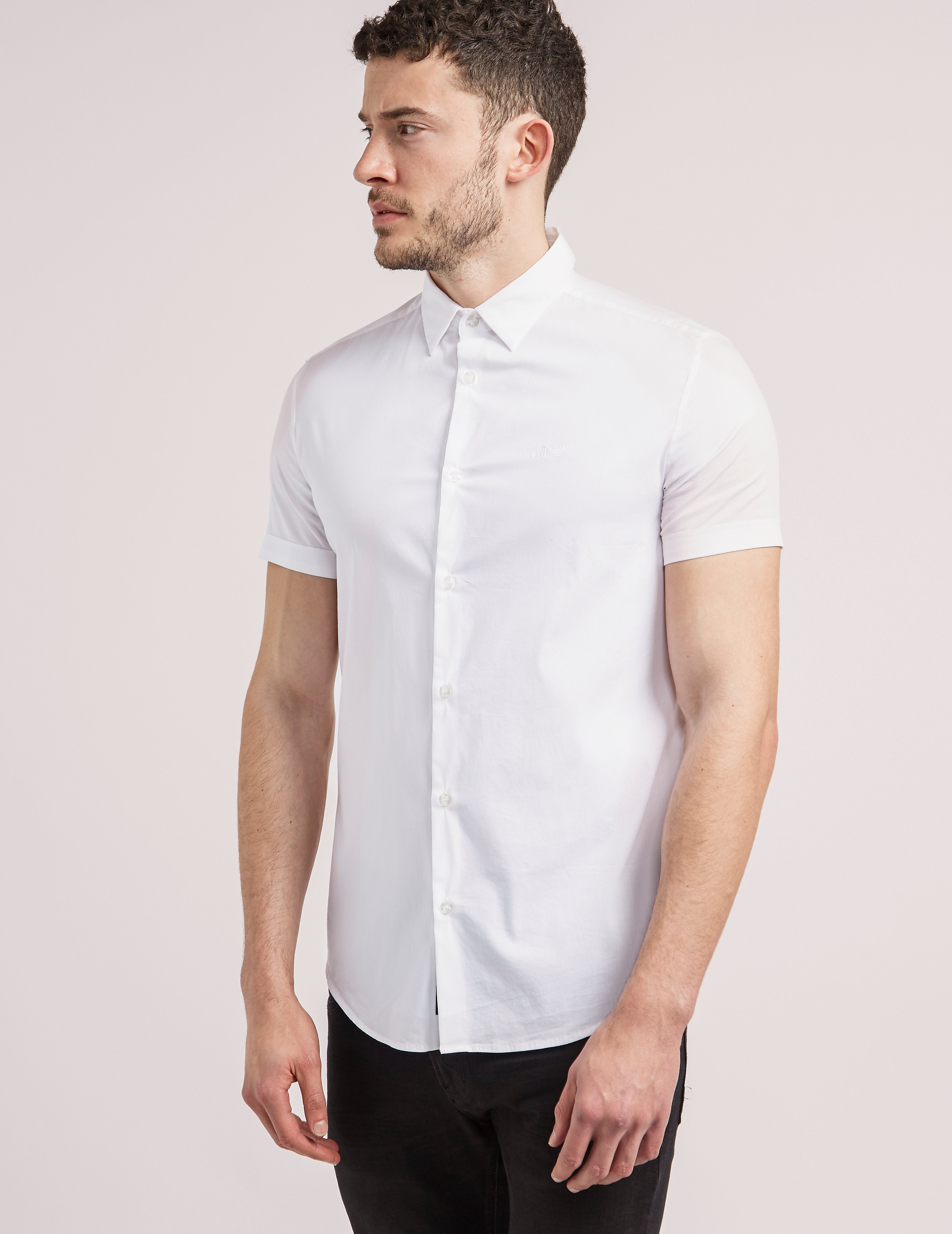 Armani Jeans Short Sleeve Shirt