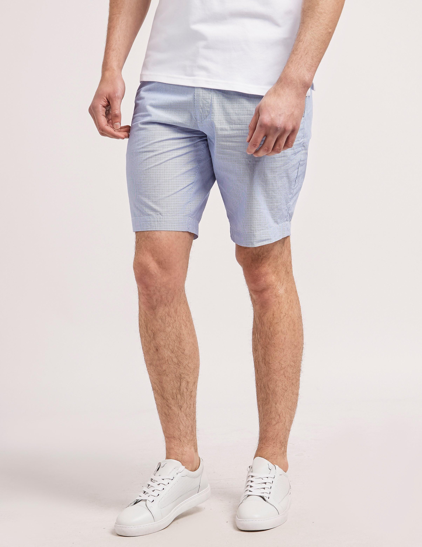 Armani Jeans Fine Stripe Shorts
