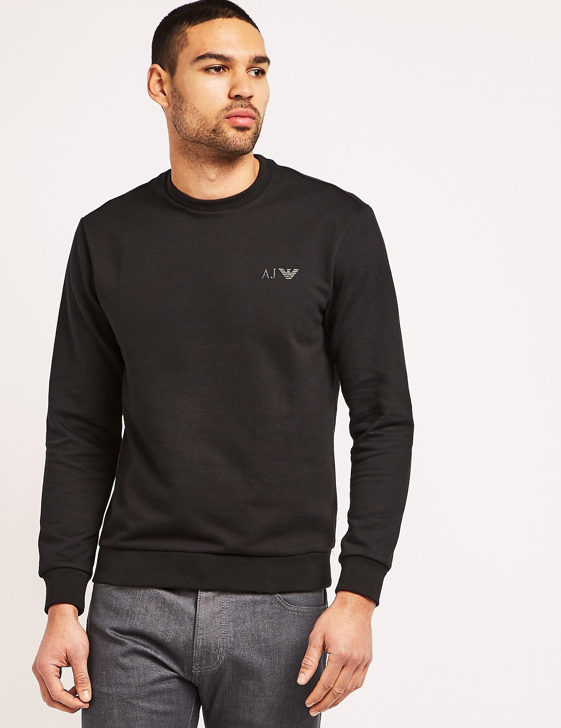 Armani Jeans Core Crew Sweatshirt