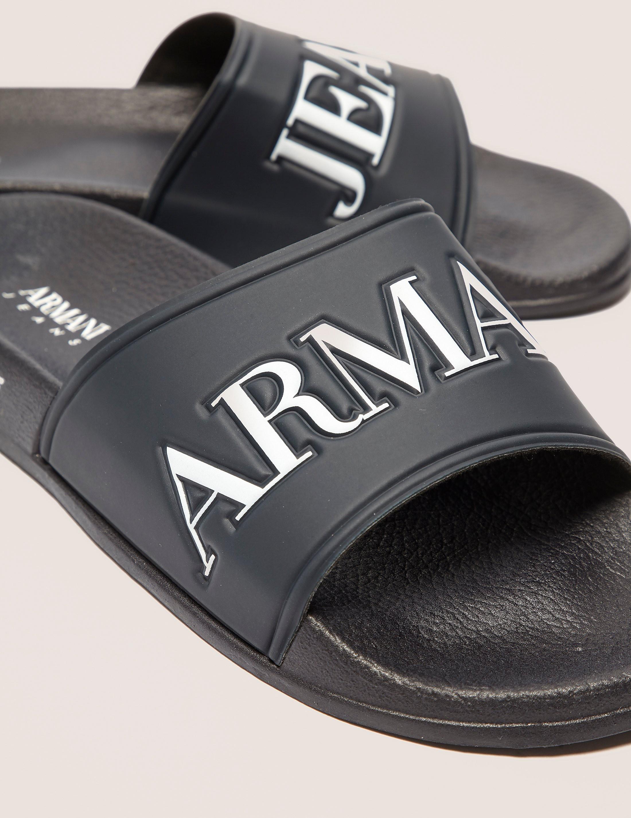 Armani Jeans Slider