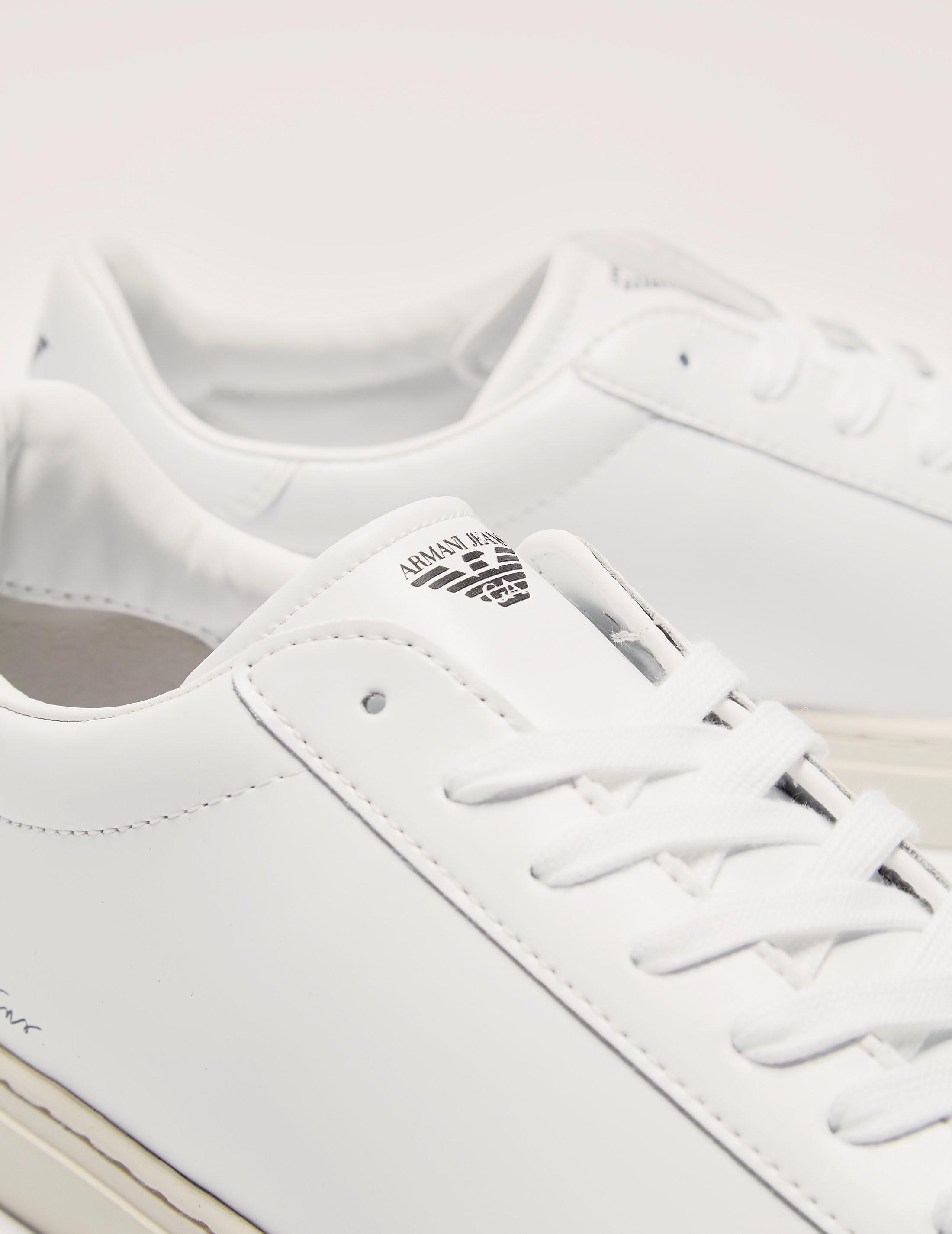 Armani Jeans Plain Sneaker