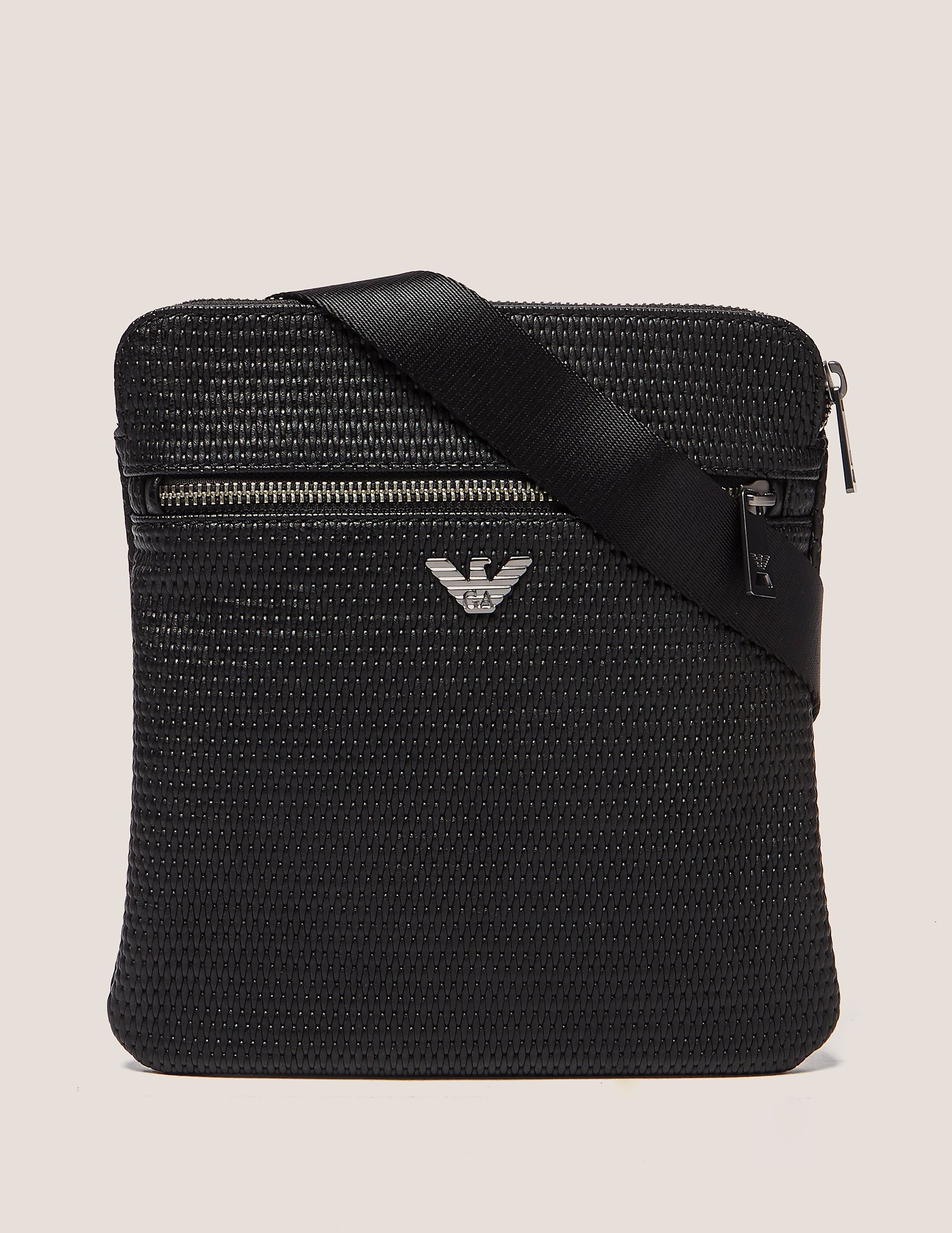 Armani Jeans Metal Eagle Bag