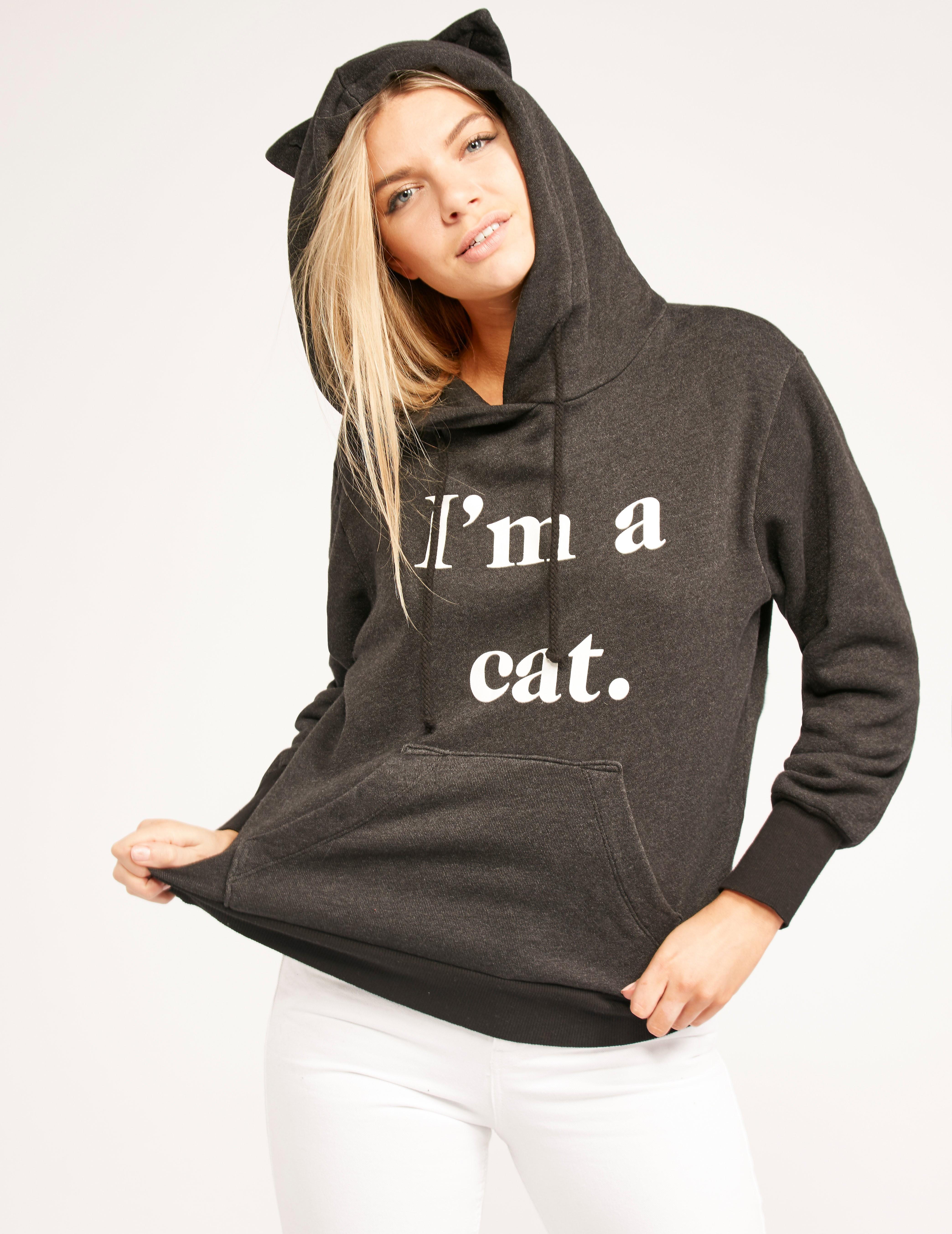 Wildfox Cuddle Cat Hood
