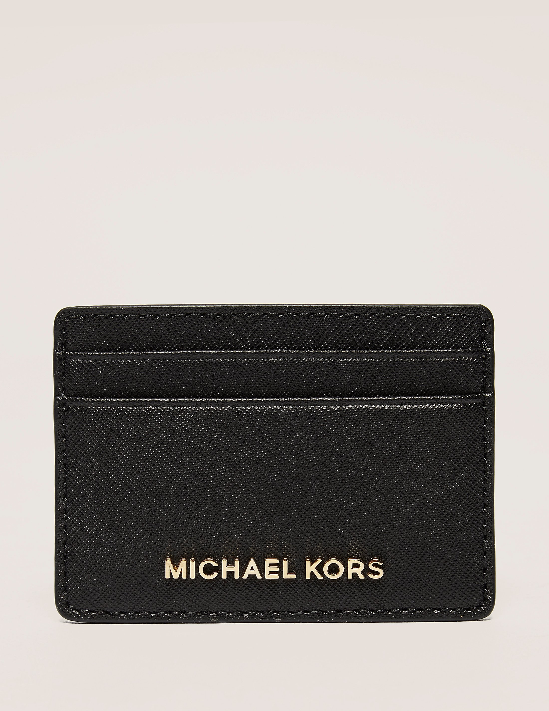 Michael Kors Jet Set Travel Leather Card Holder