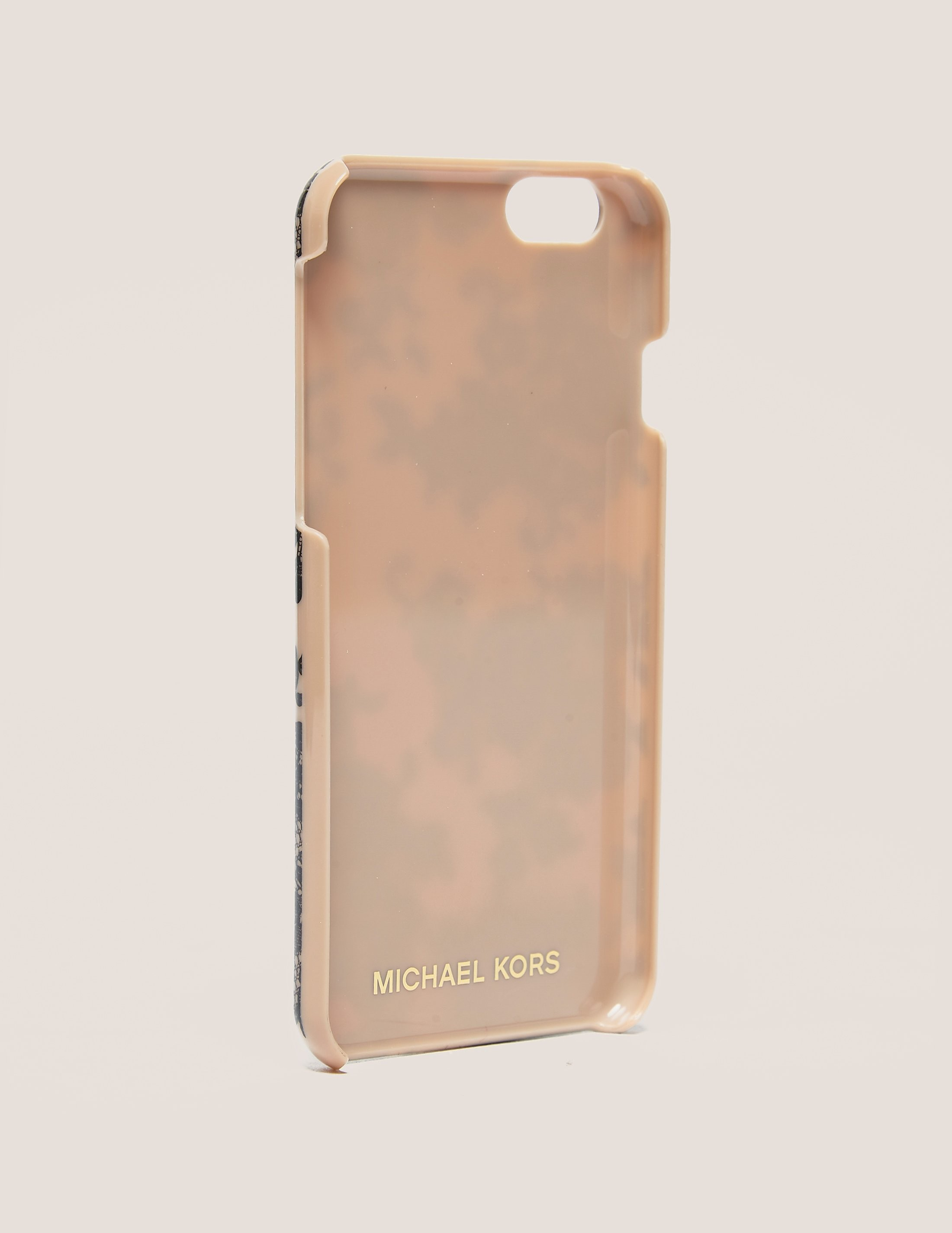 Michael Kors Lace-Print iPhone 6s Cover