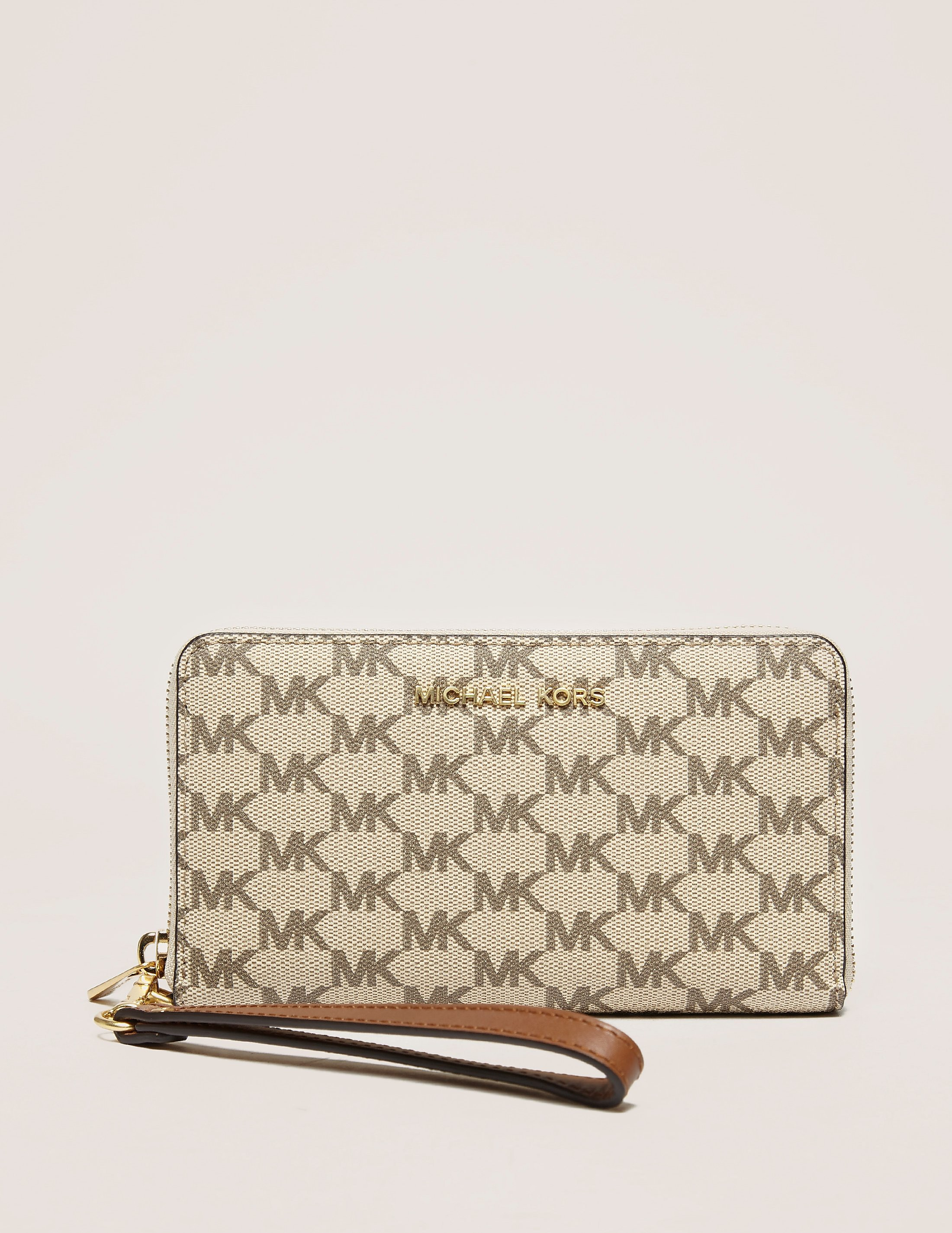 Michael Kors Jet Set Travel Logo Phone Case