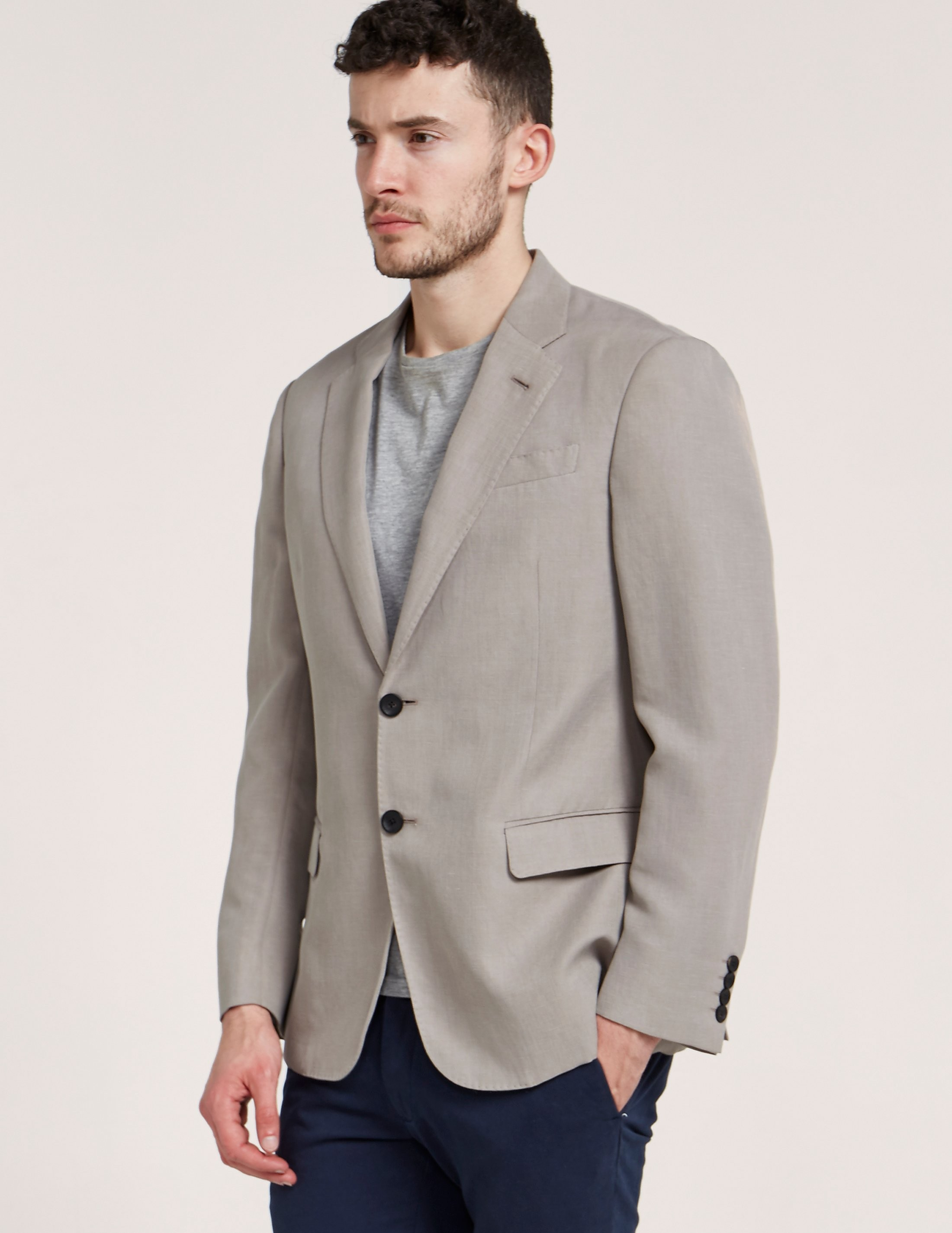 Armani Collezioni Two Button Jacket