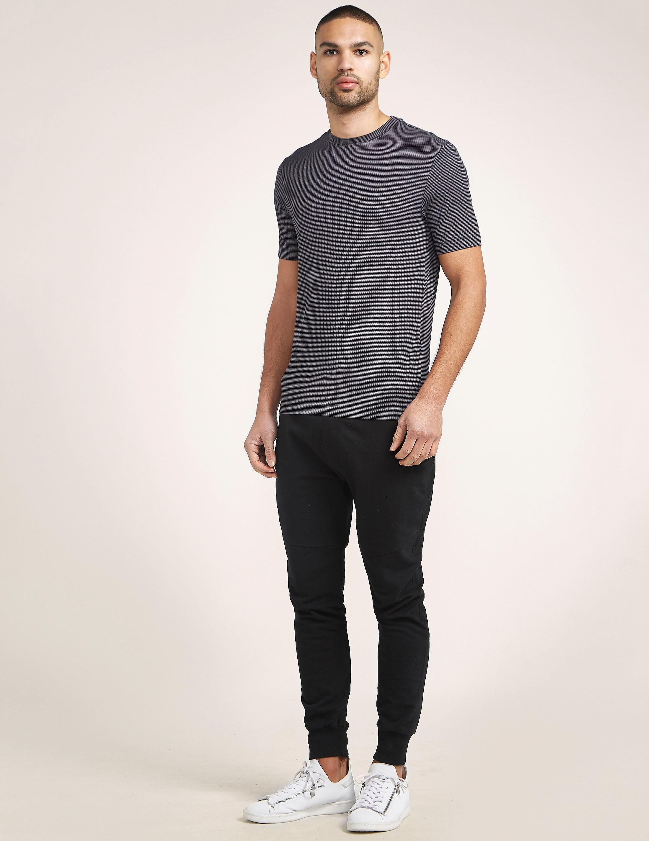Armani Collezioni Pattern Short Sleeve T-Shirt