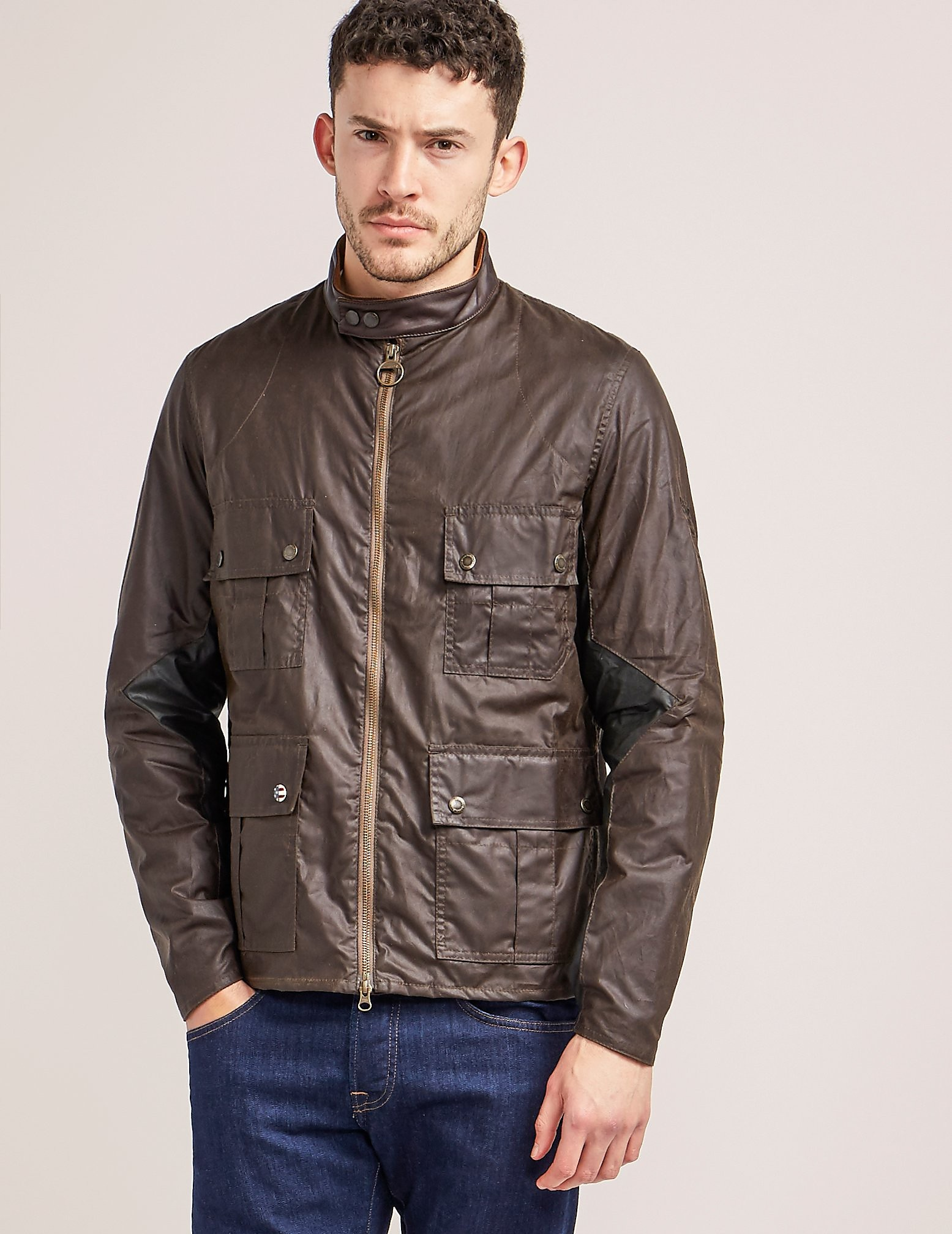 Barbour International Chico Wax Jacket