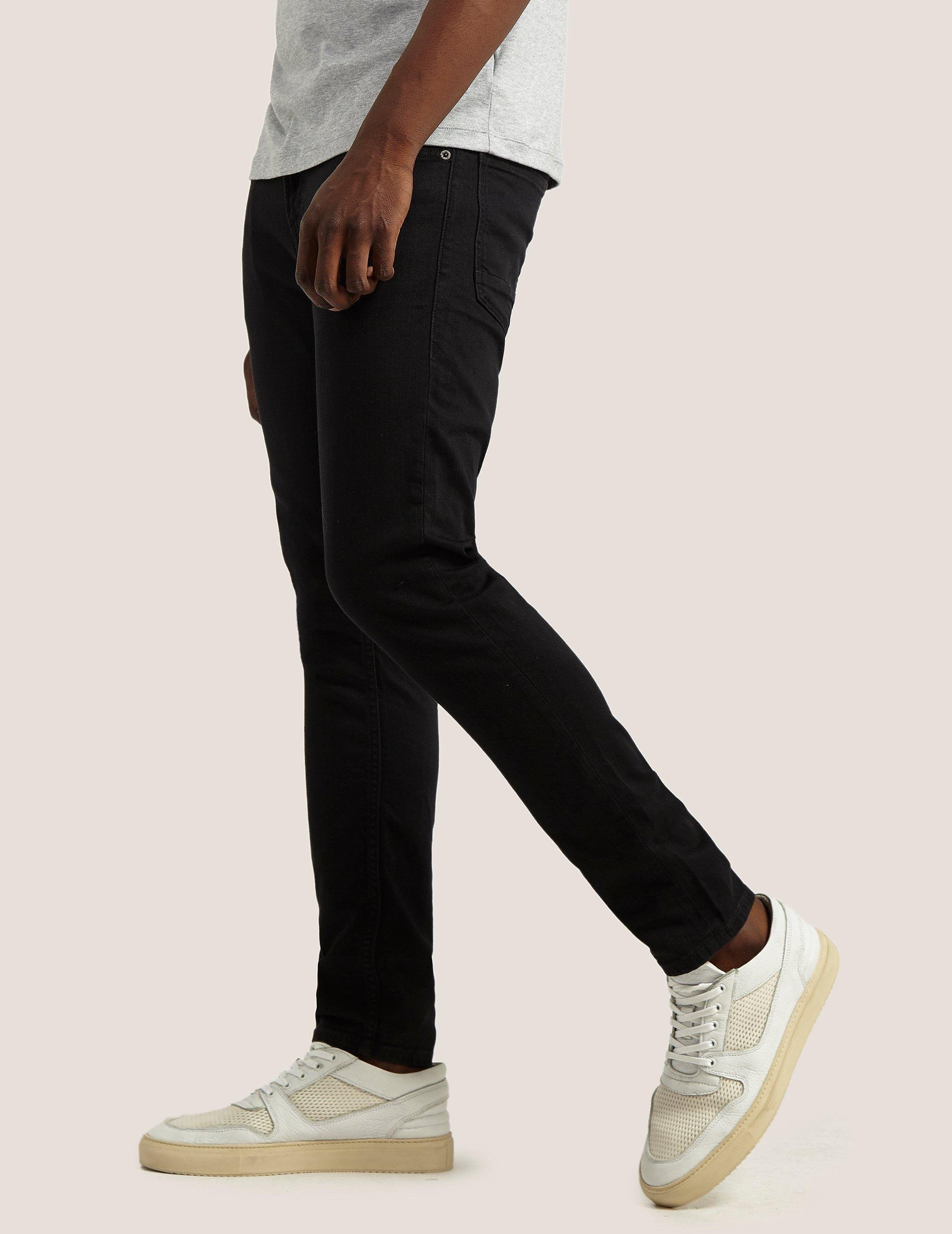 Scotch & Soda Skim The Nero Jeans
