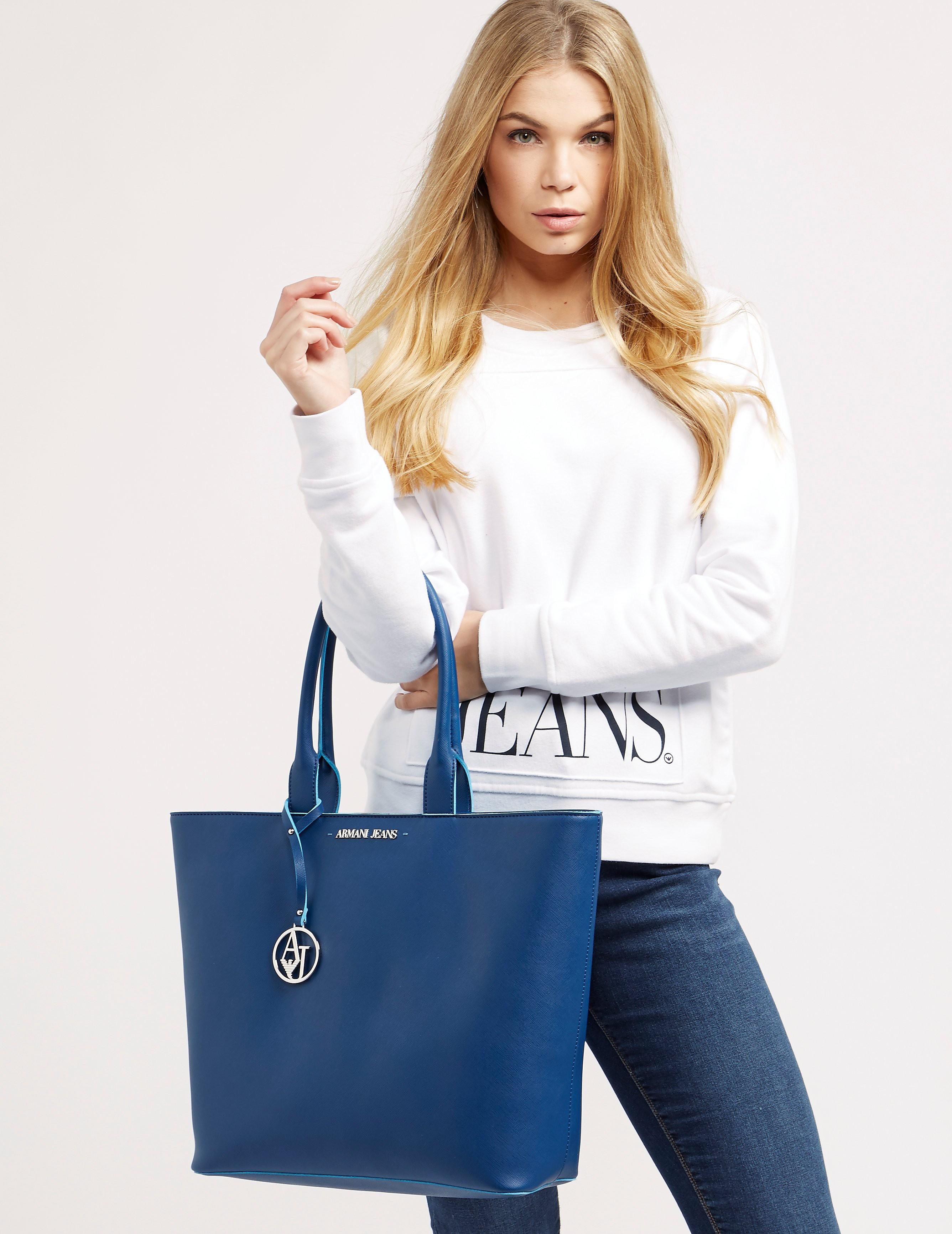 Armani Jeans Large Shopper