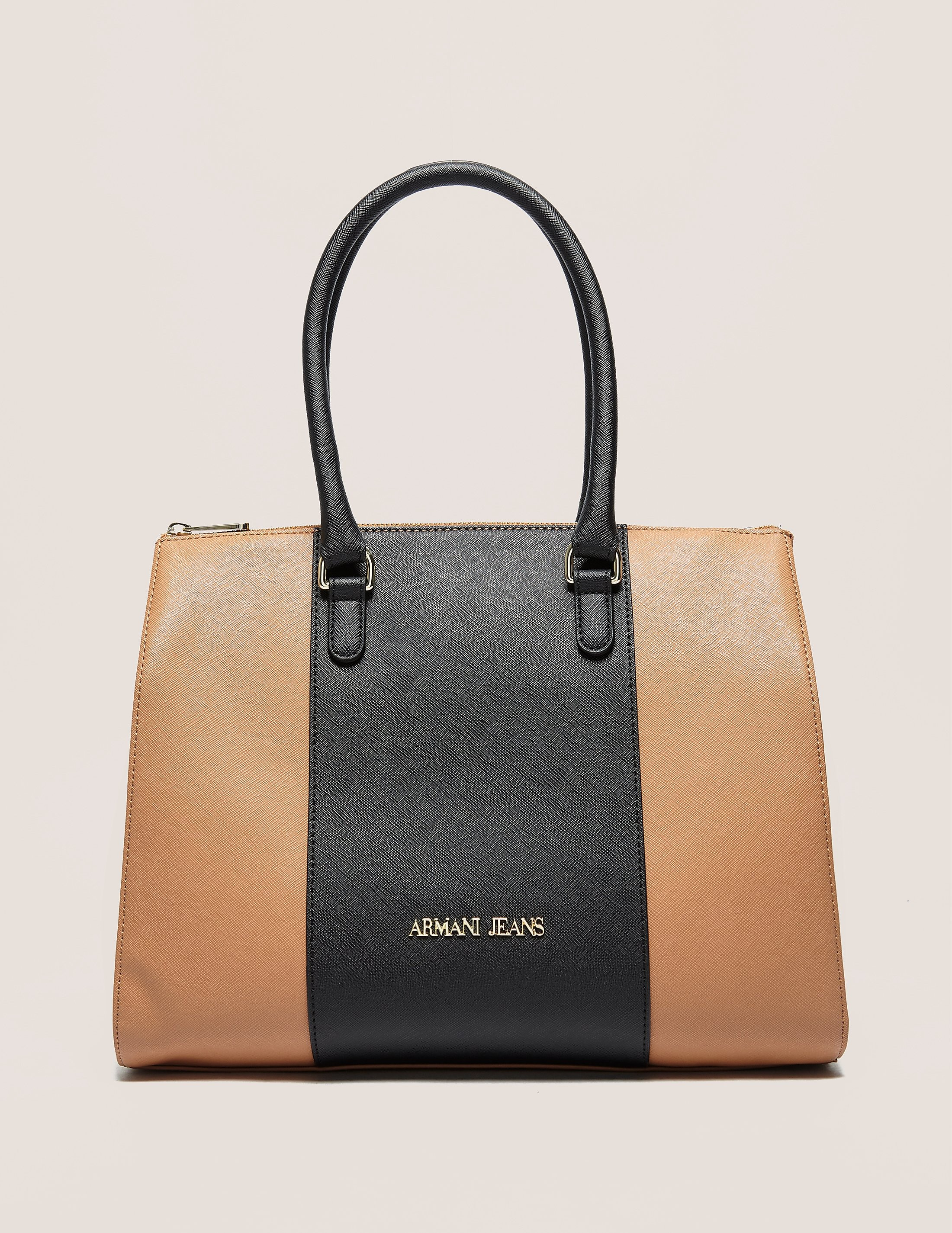 Armani Jeans Coloured Shopper Bag