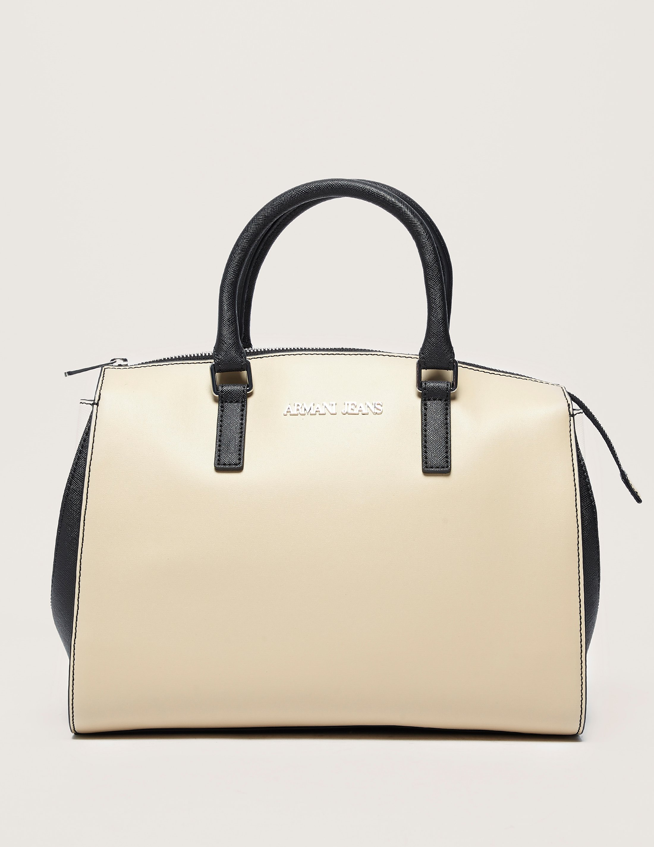 Armani Jeans Colour Block Satchel