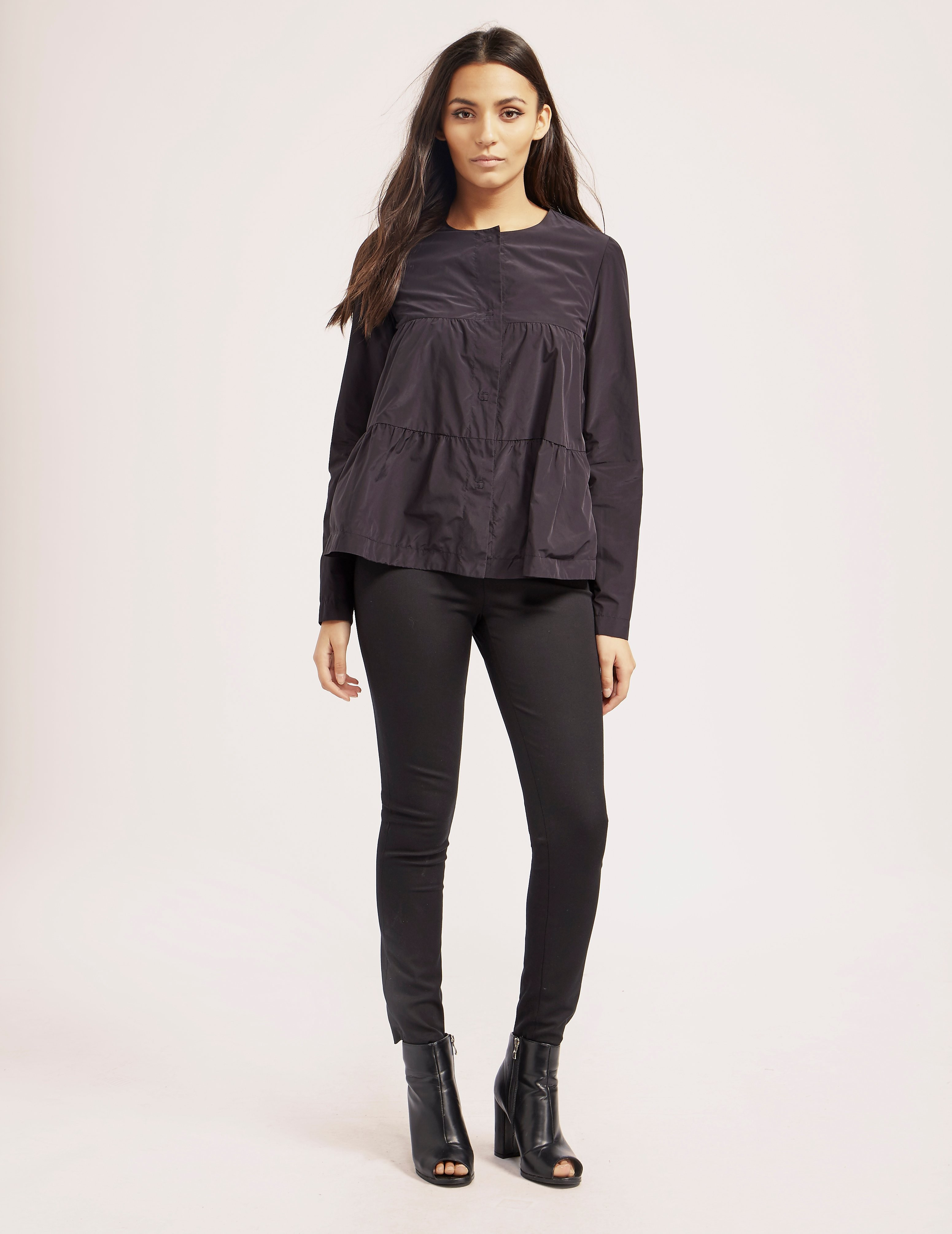 Armani Jeans Frill Jacket