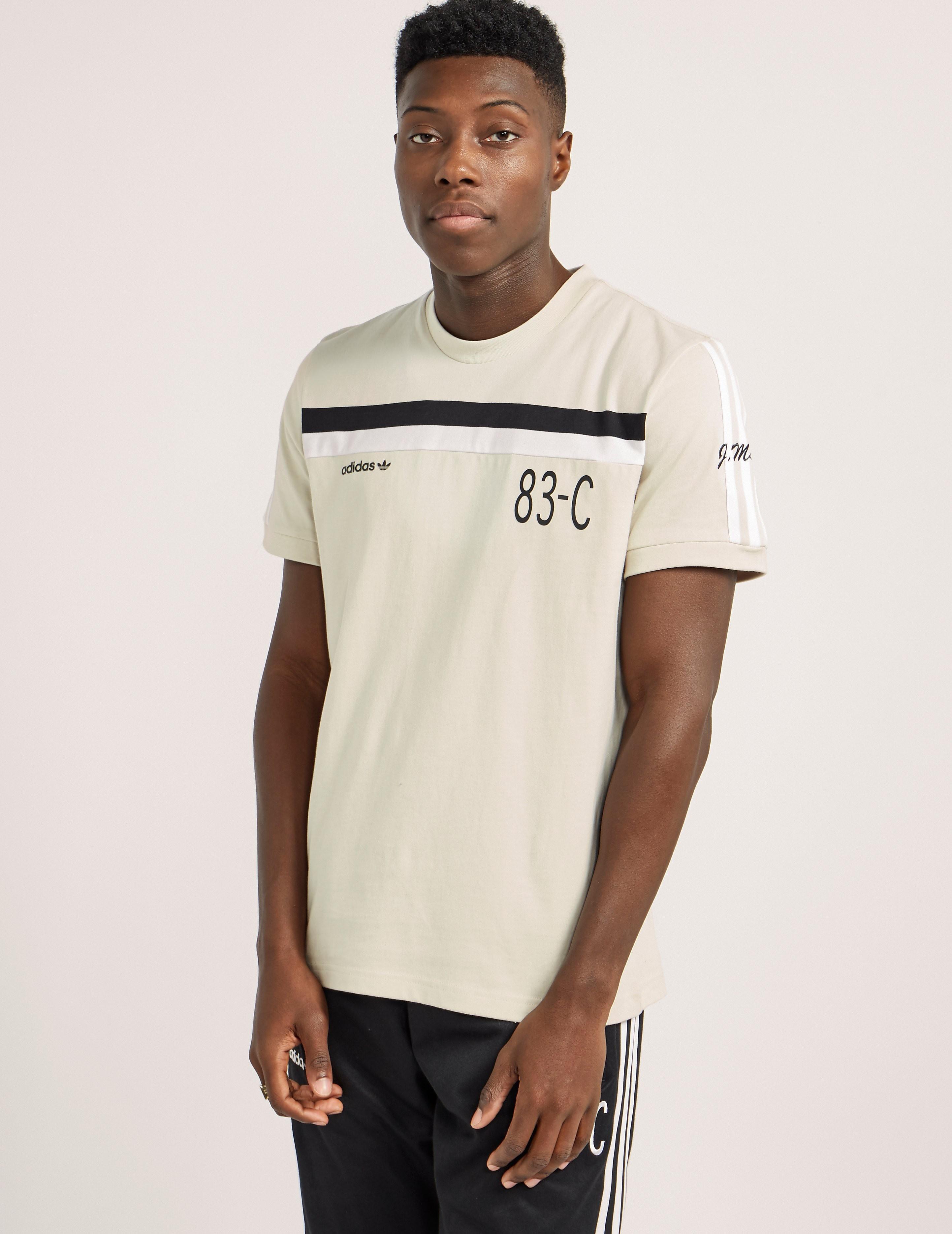 adidas Originals 83-C Crew T-Shirt