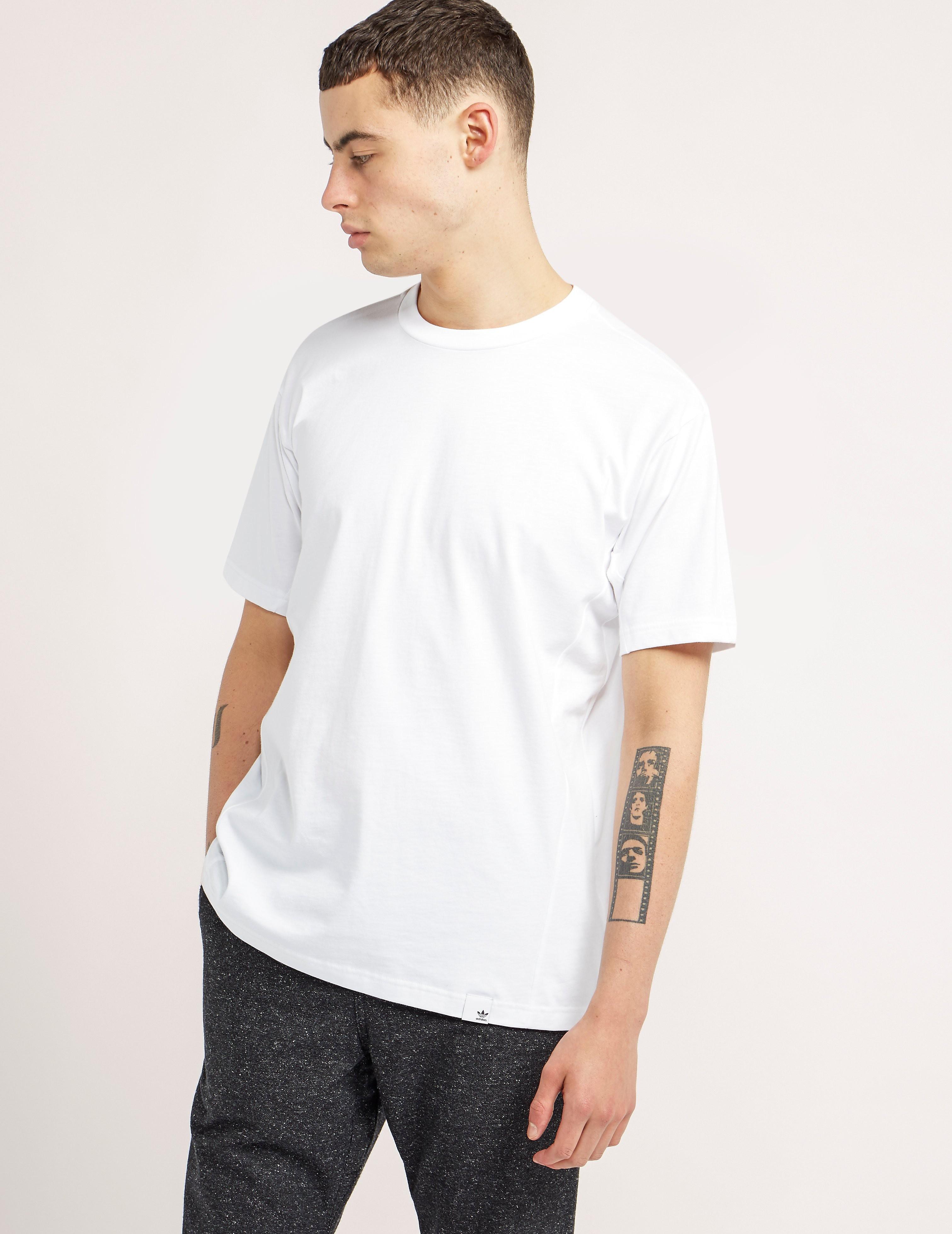 adidas Originals XBYO Crew Short Sleeve T-Shirt