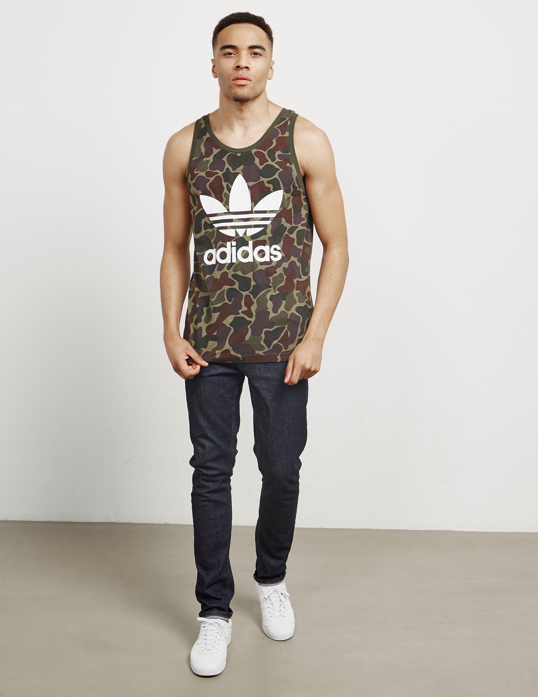 adidas Originals Camo Vest