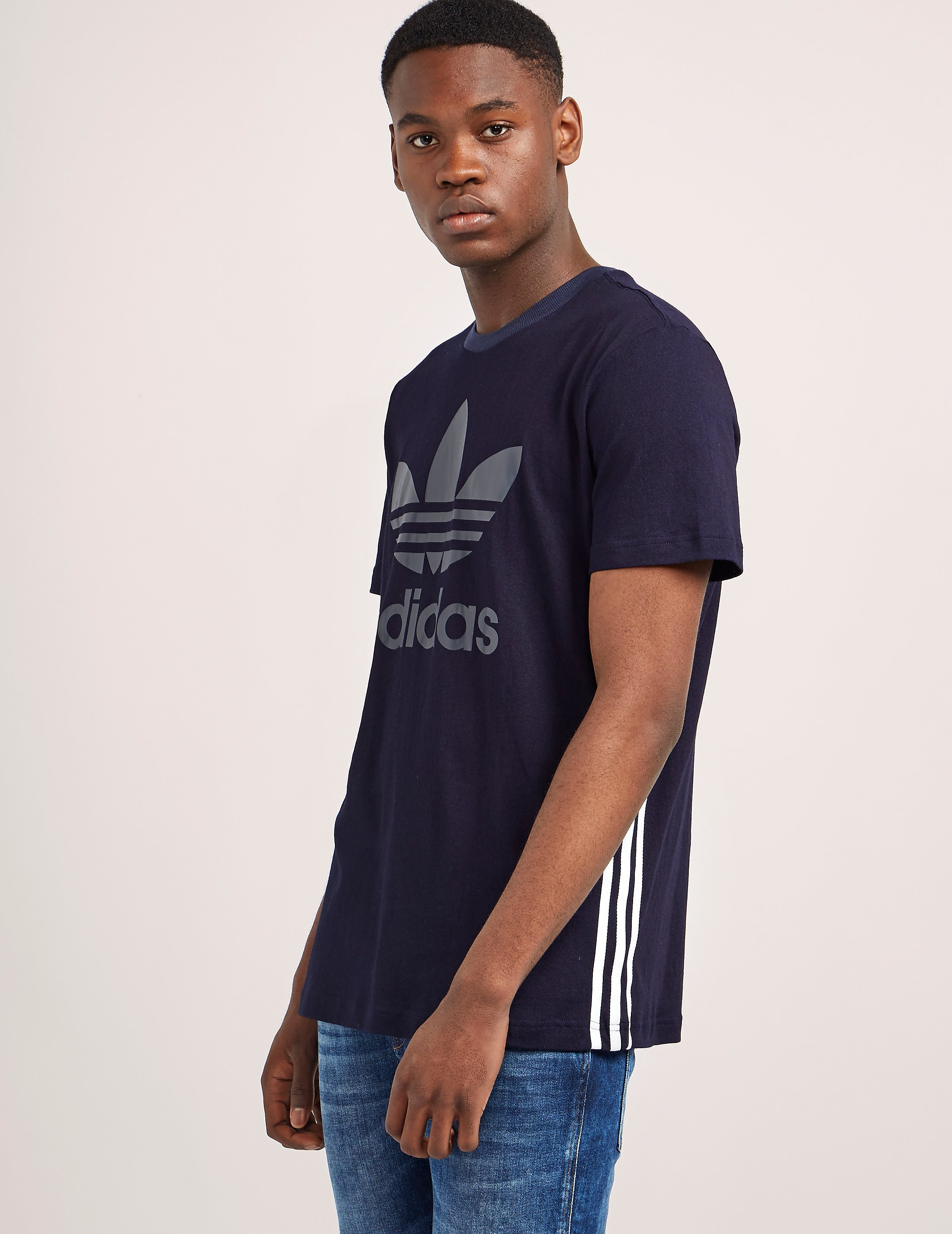 adidas Originals Logo Short Sleeve T-Shirt