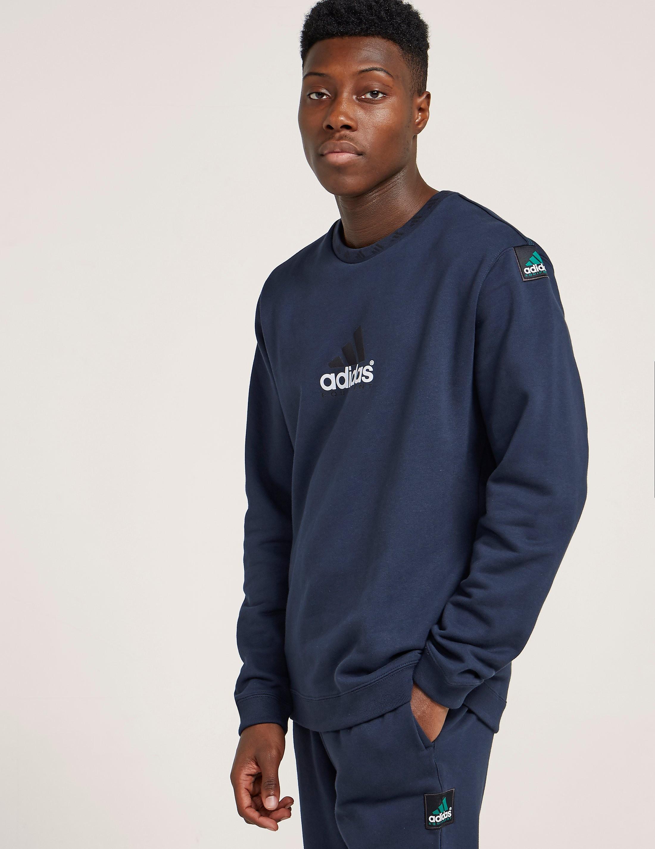 adidas Originals EQT Logo Crew Sweatshirt