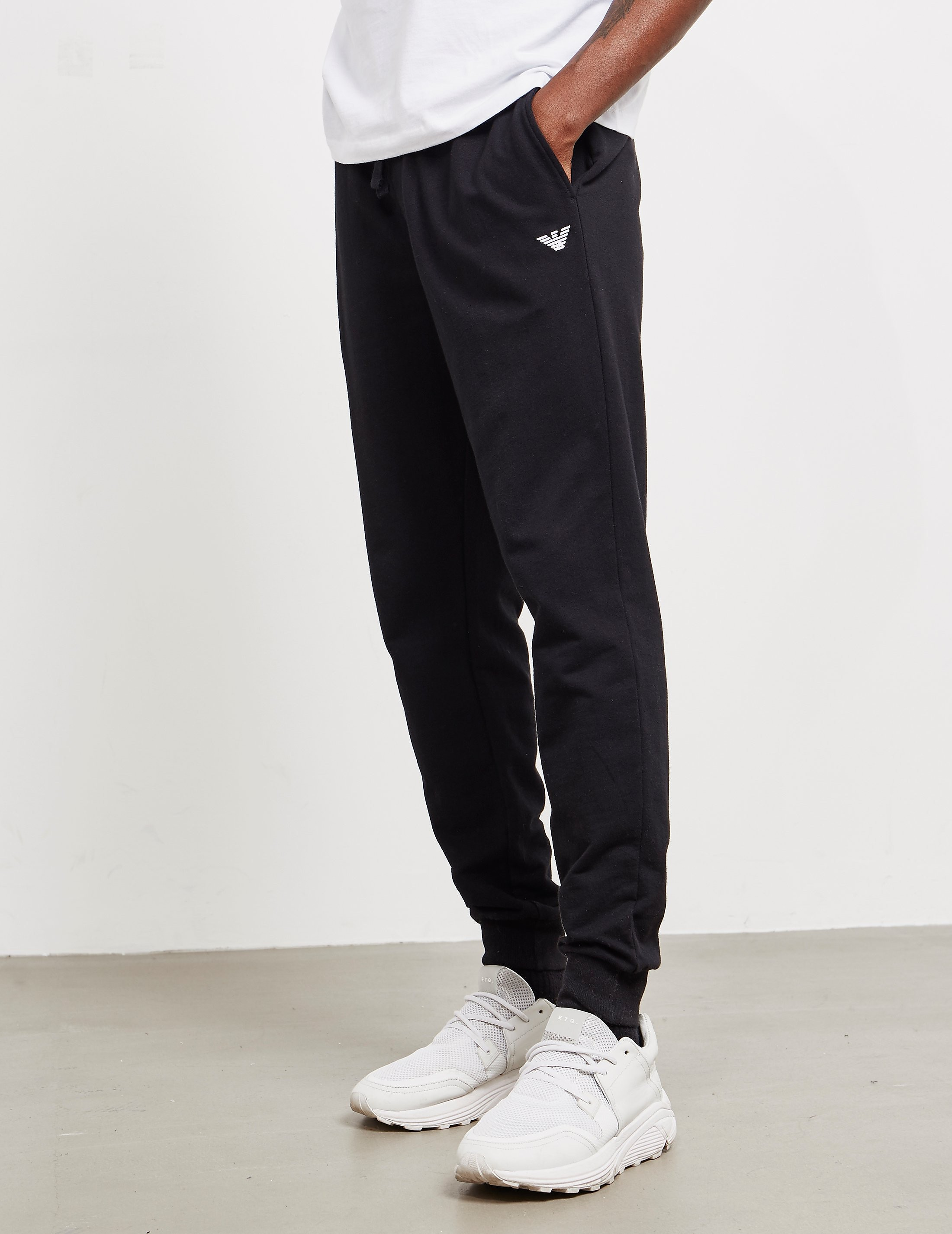 Emporio Armani Fleece Track Pants