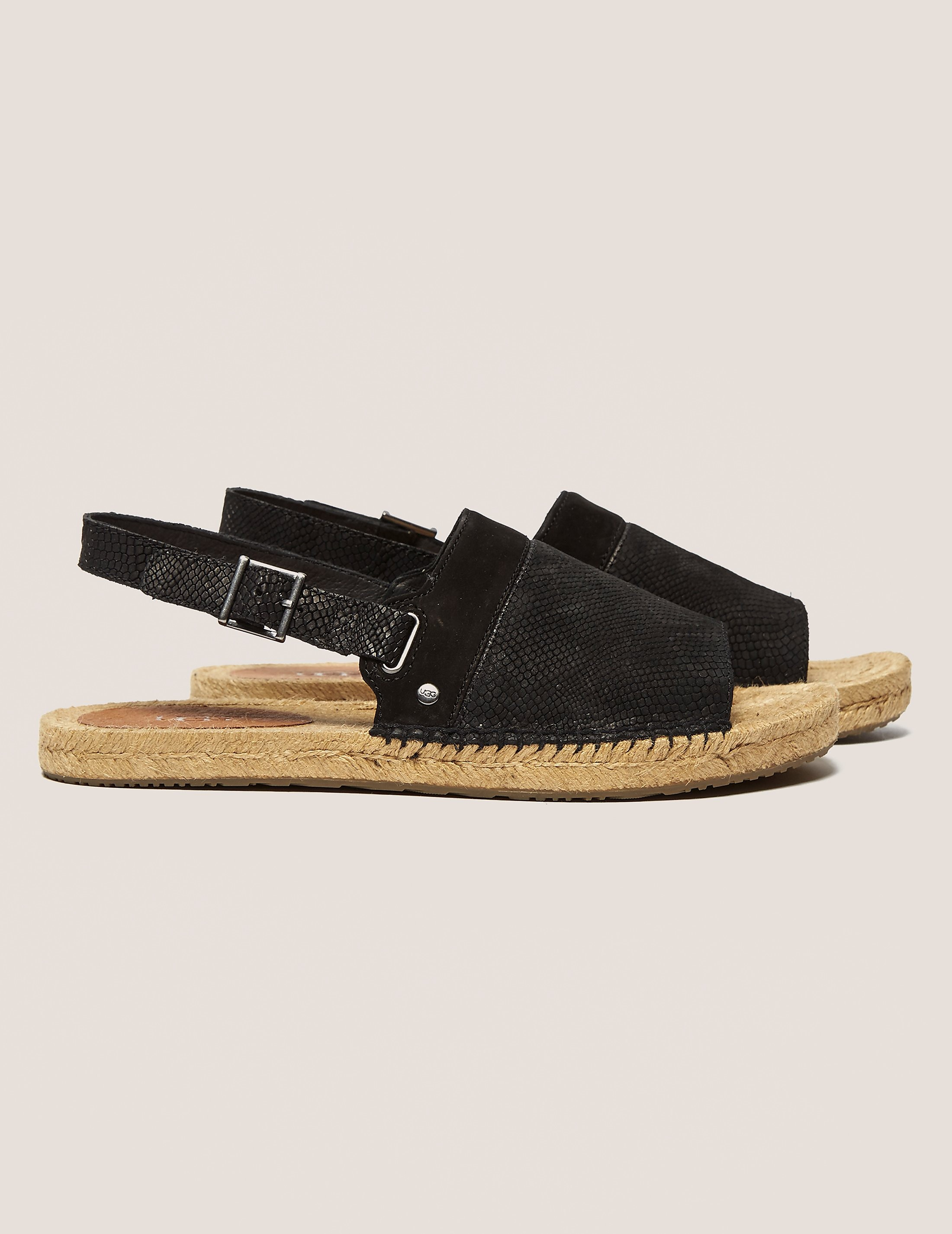 UGG Isadora Snake Sandals