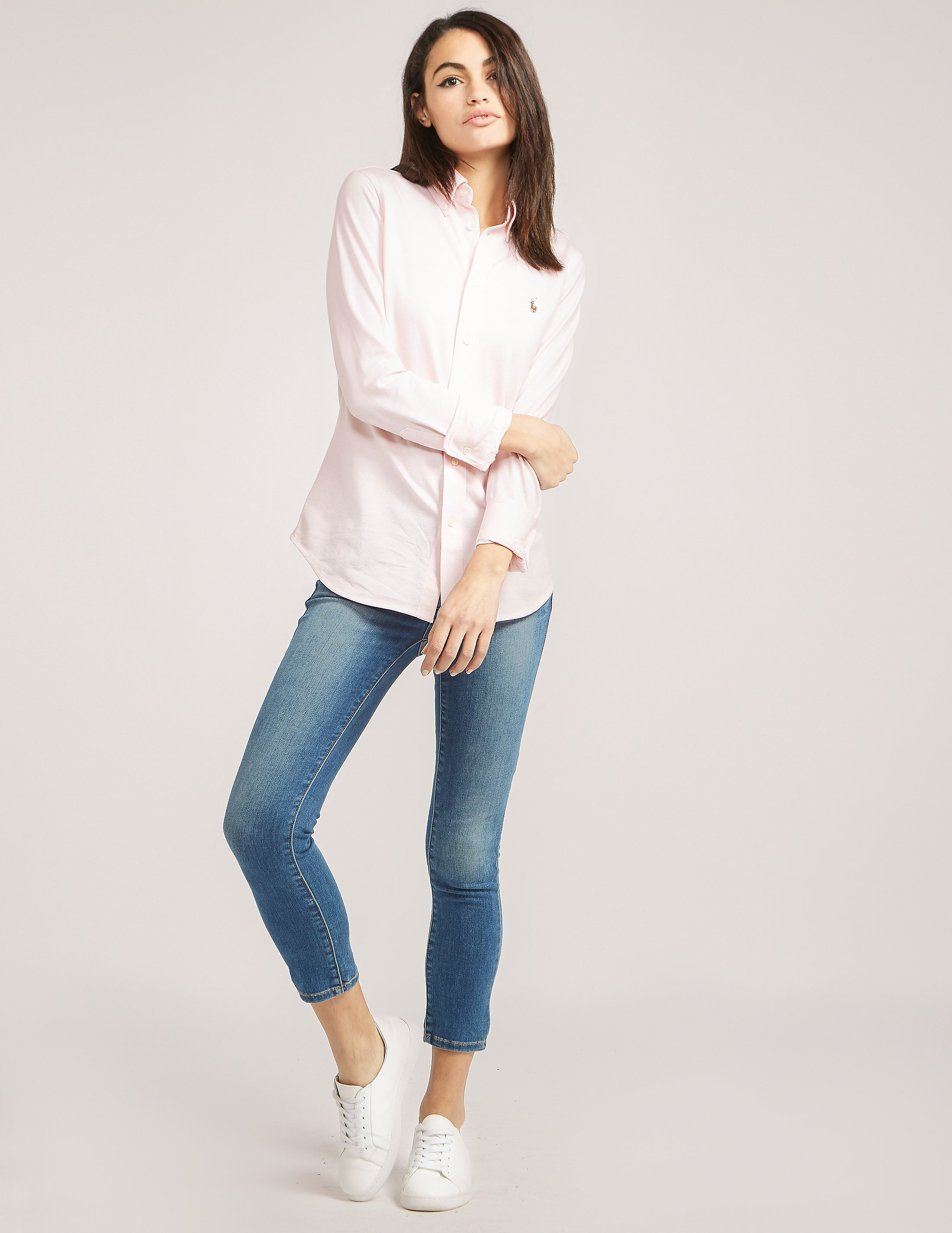 Polo Ralph Lauren Heidi Long Sleeve Shirt