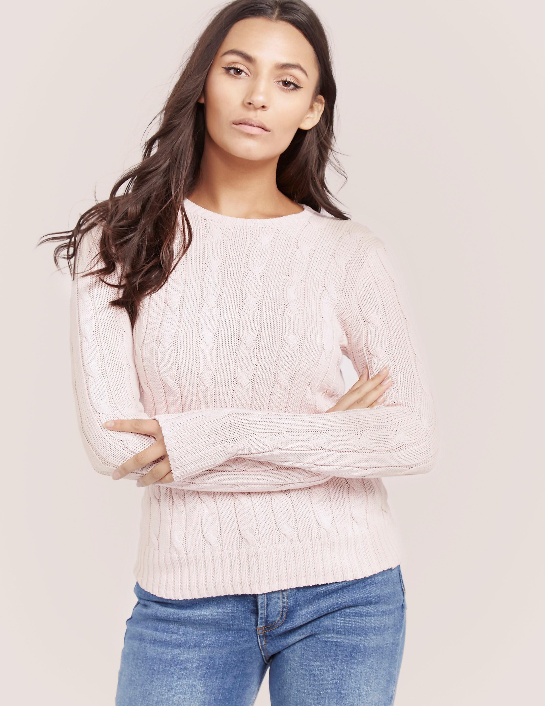 Polo Ralph Lauren Julianna Crew Sweater