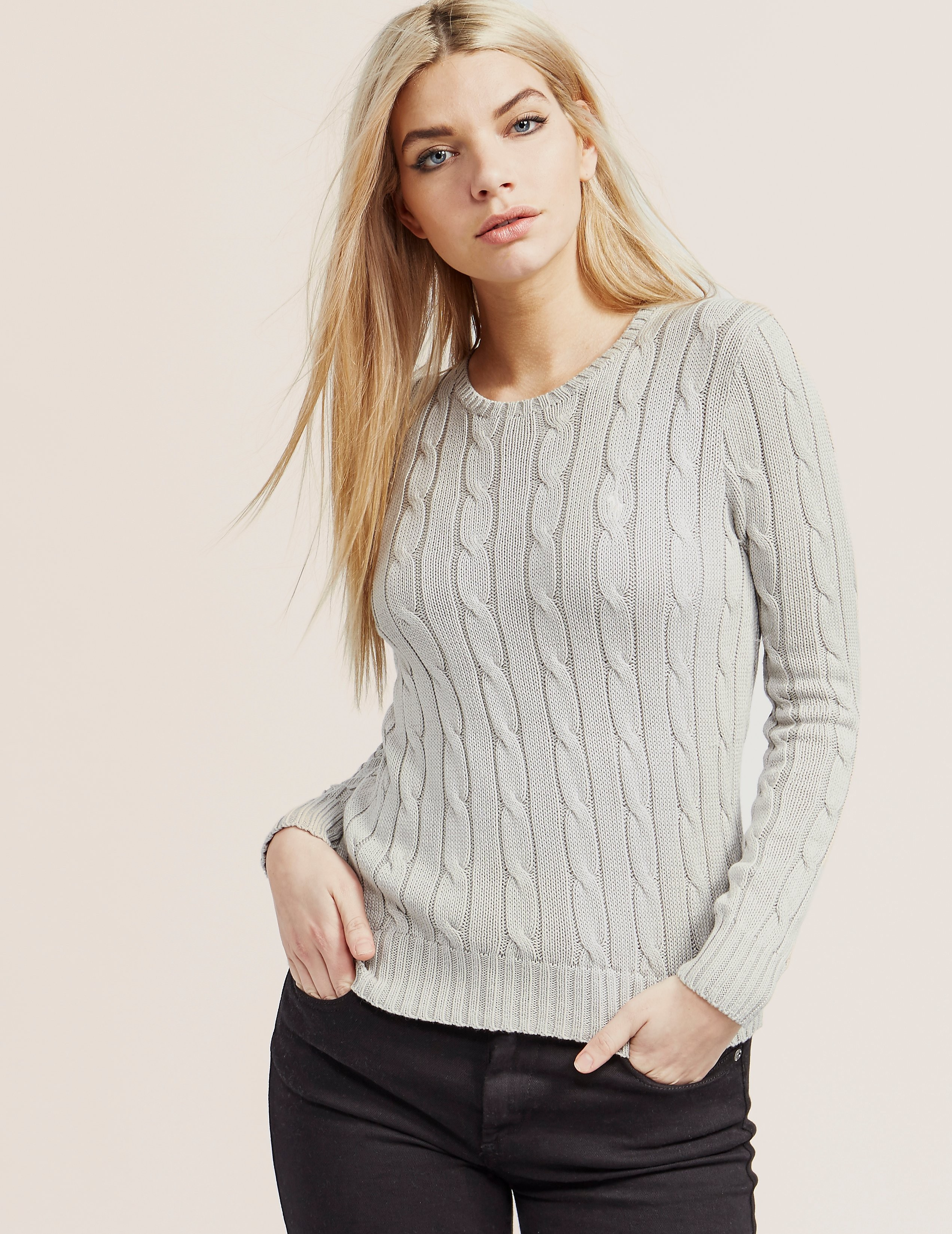 Polo Ralph Lauren Julianna Crew Sweater