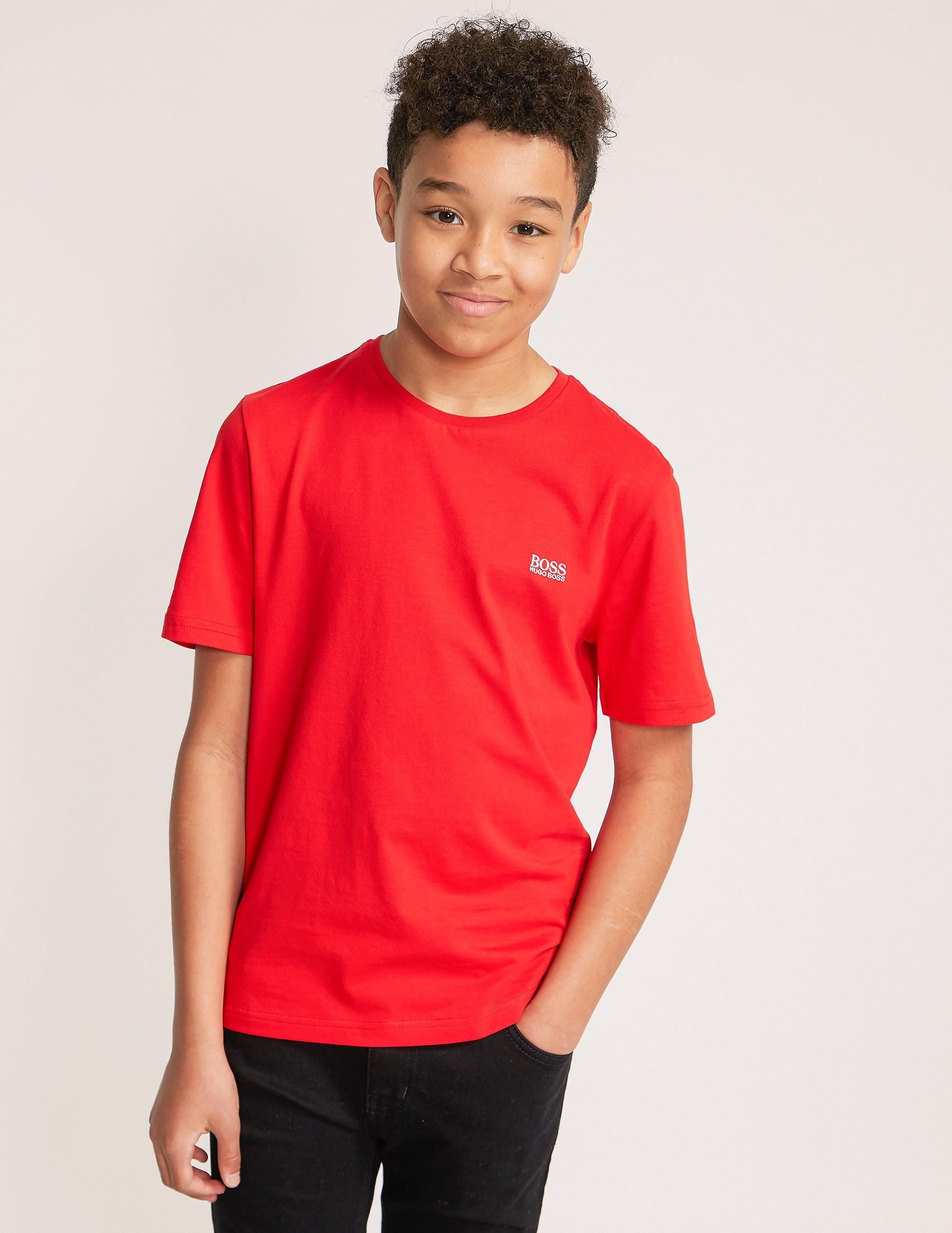 BOSS Short Sleeve T-Shirt