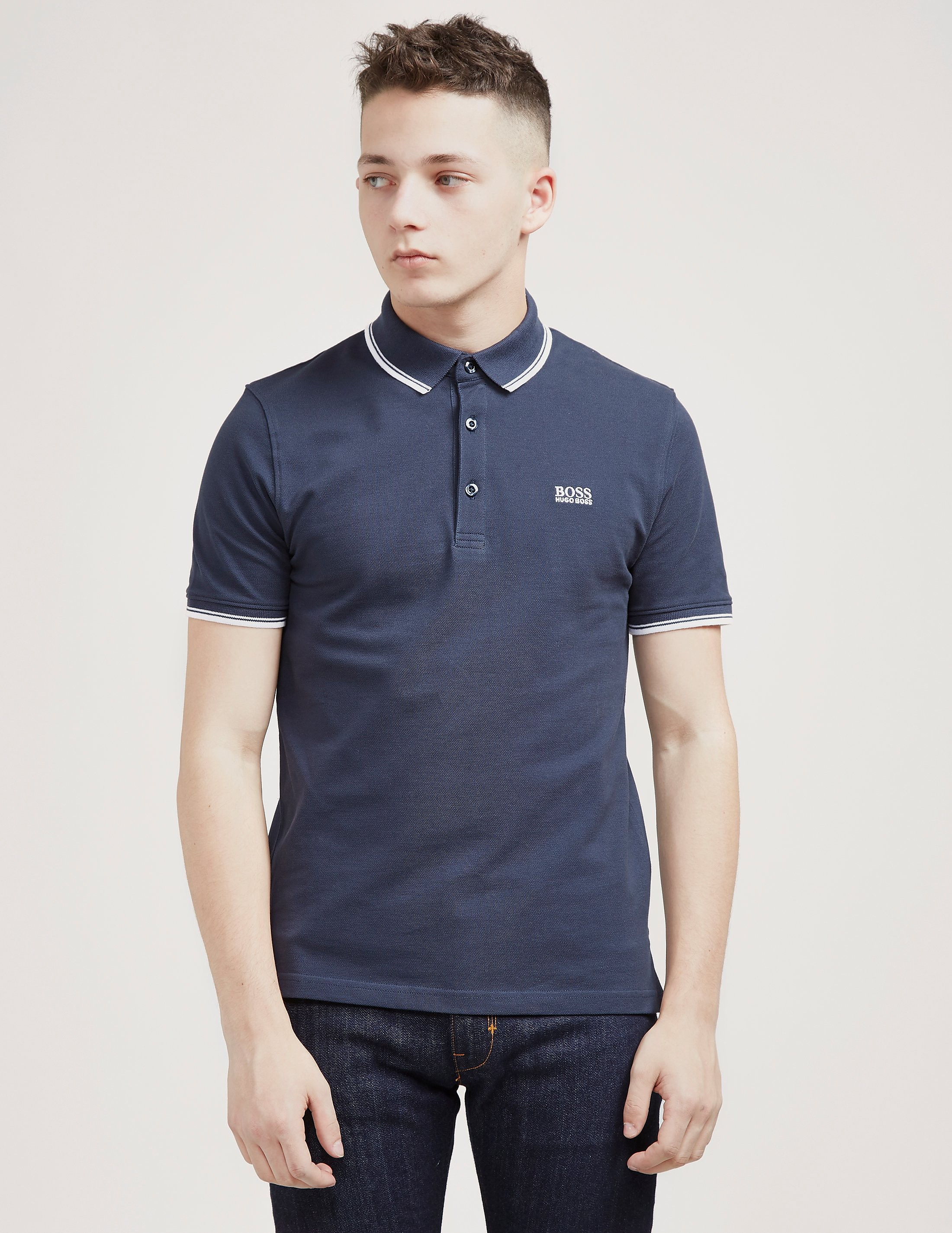BOSS Core Short Sleeve Polo Shirt