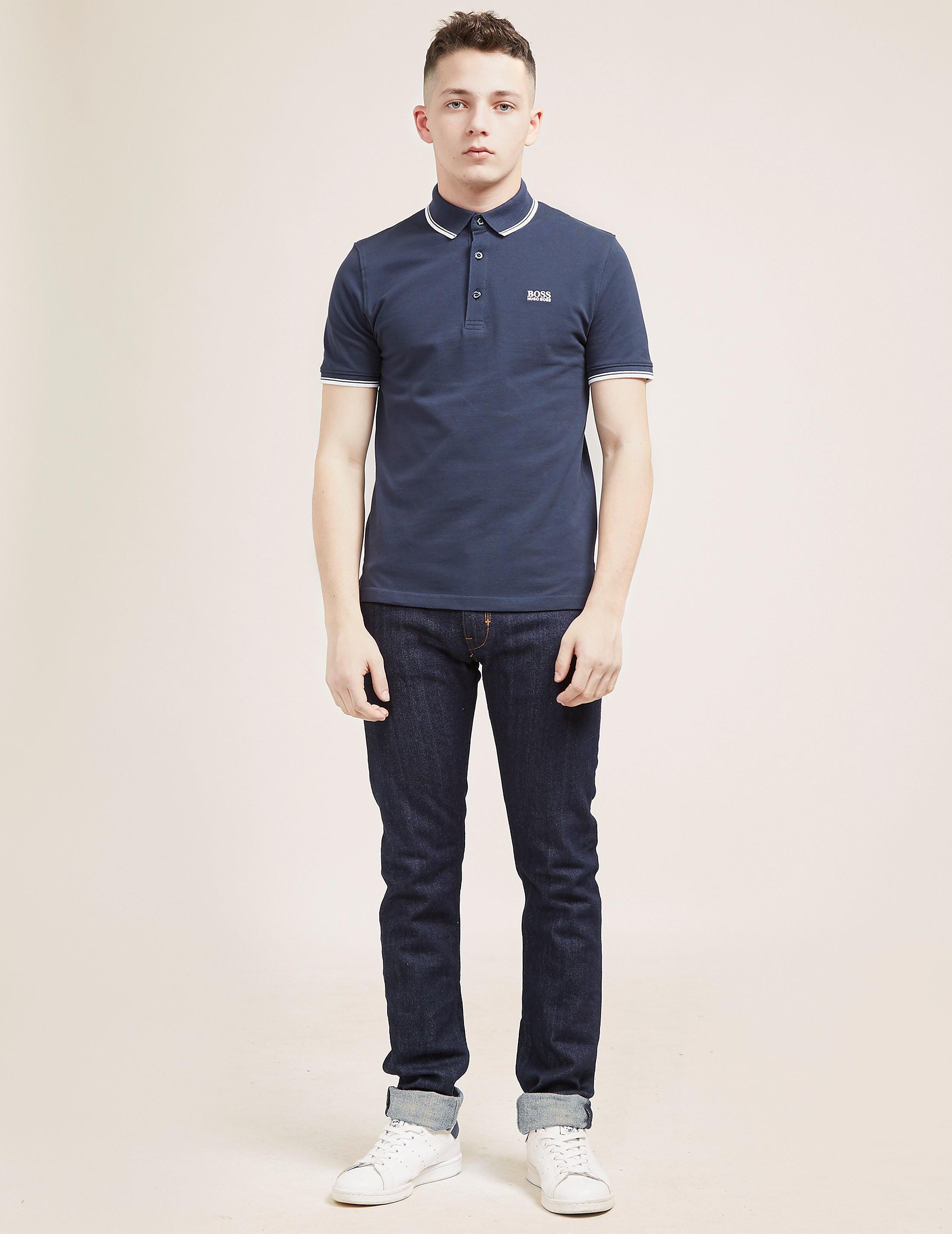 BOSS Core Short Sleeve Polo Shirt
