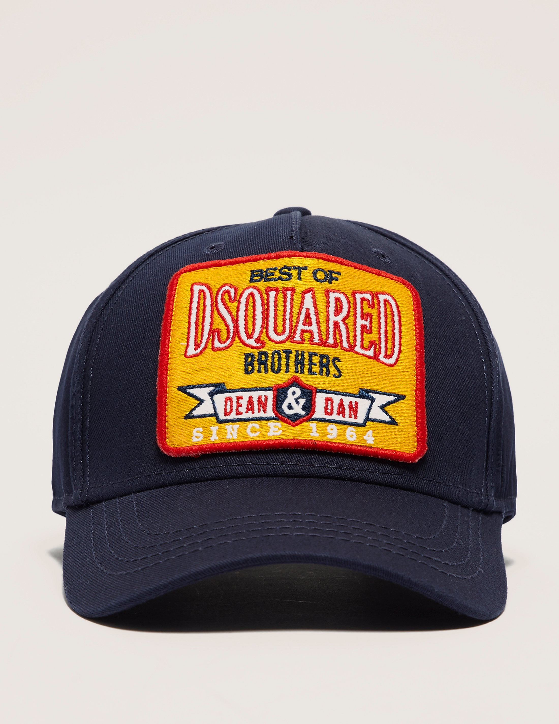 DSQUARED2 Branded Badge Cap