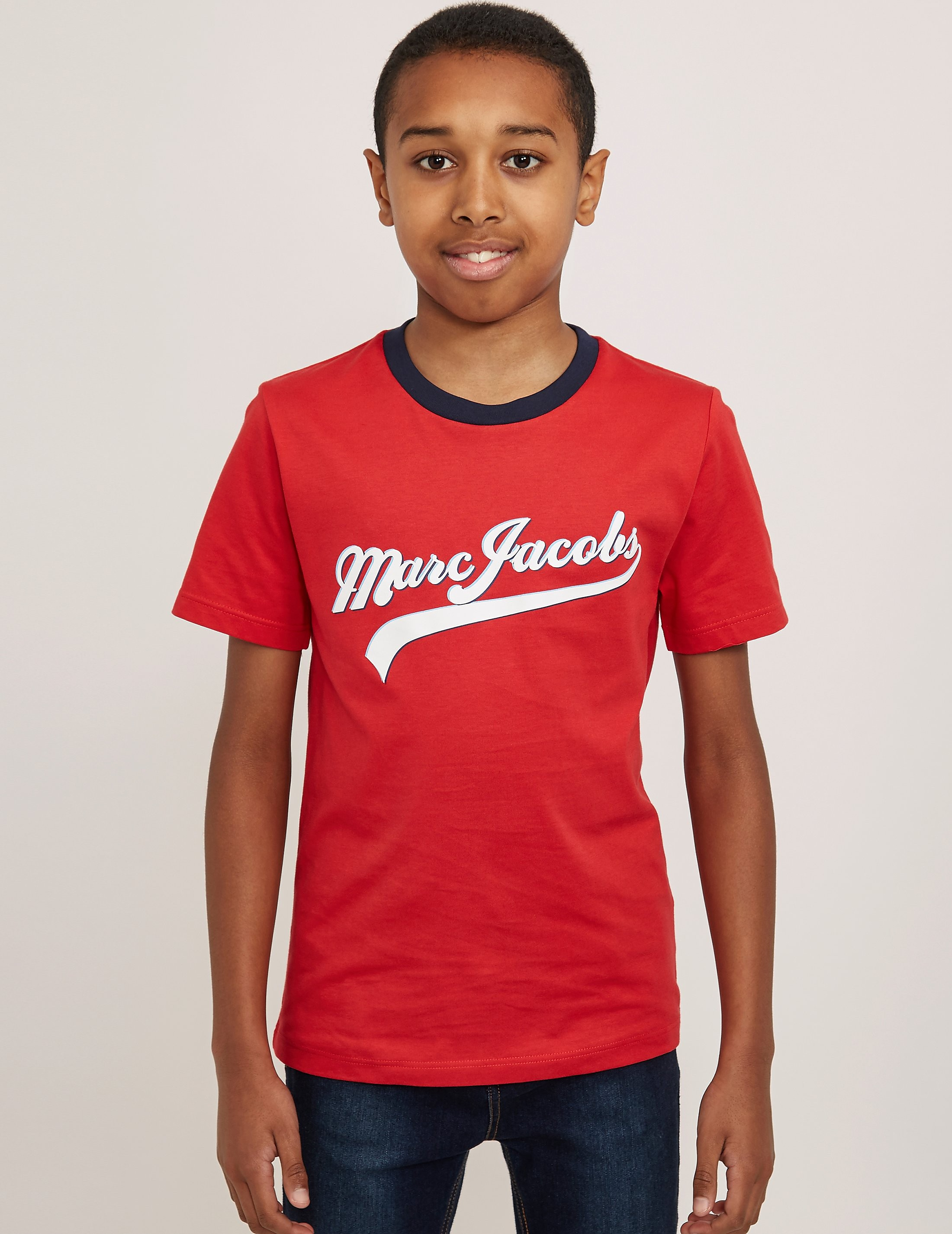 Little Marc Jacobs Baseball T-Shirt