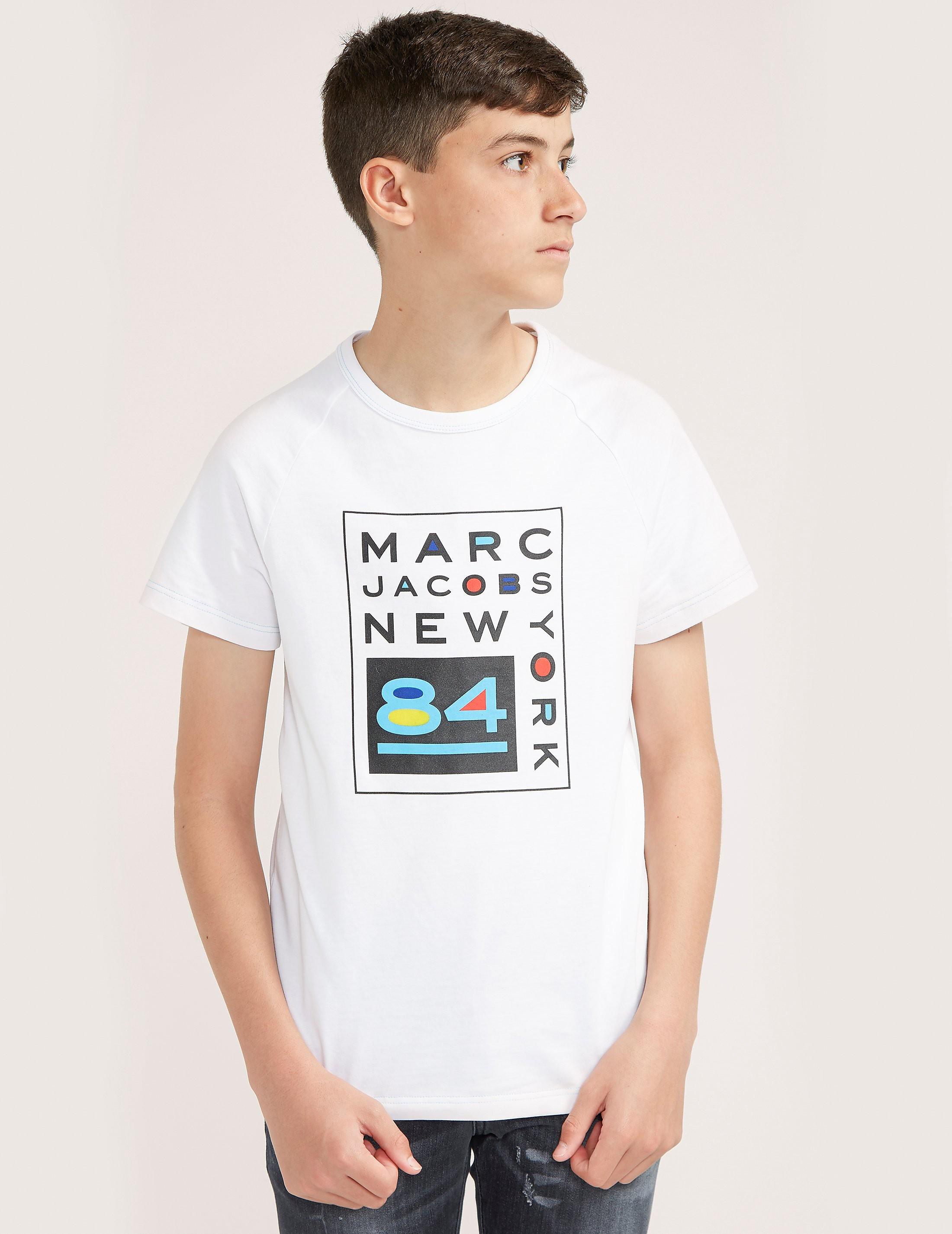 Little Marc Jacobs NY84 Short Sleeve T-Shirt