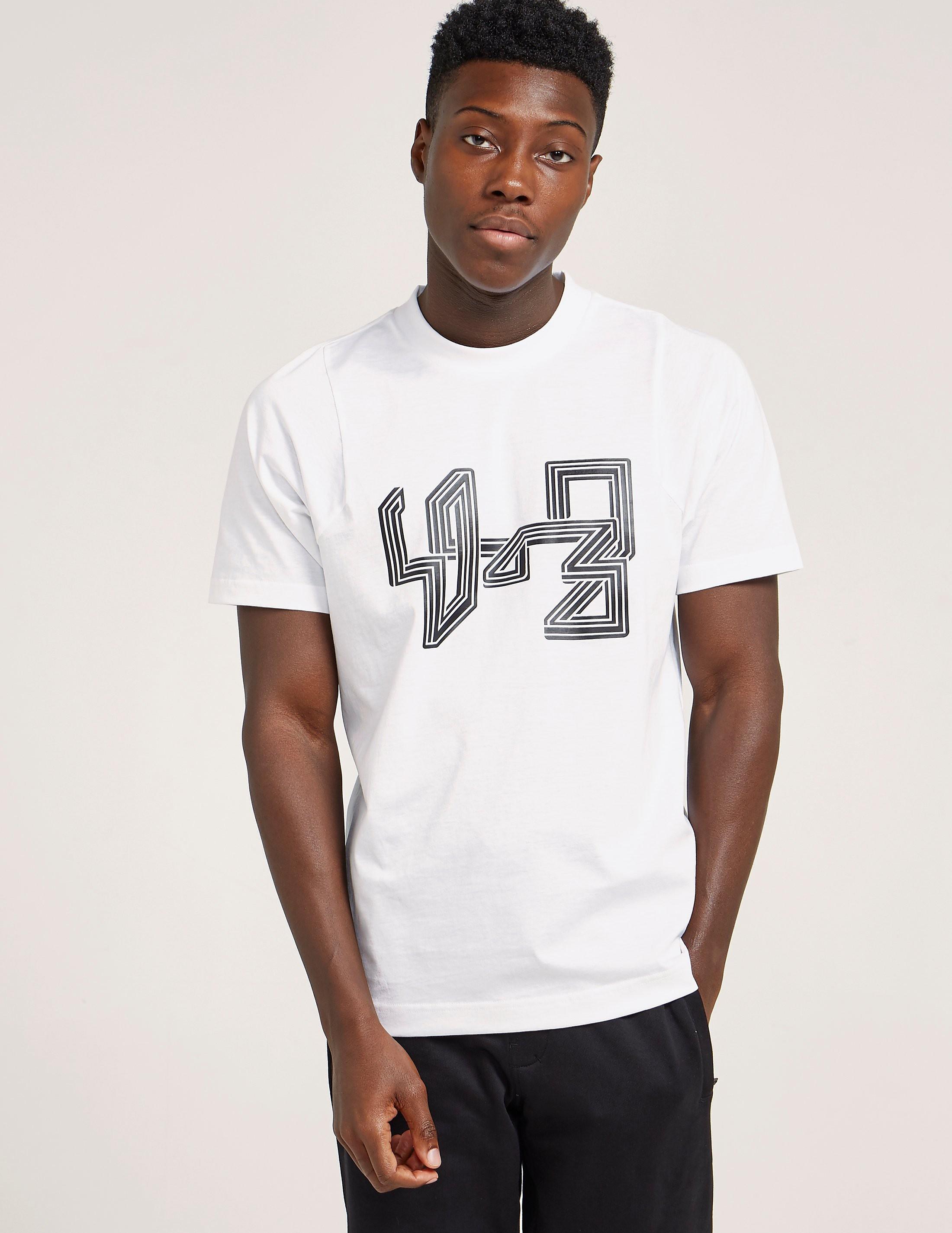Y-3 Tech Logo Short Sleeve T-Shirt