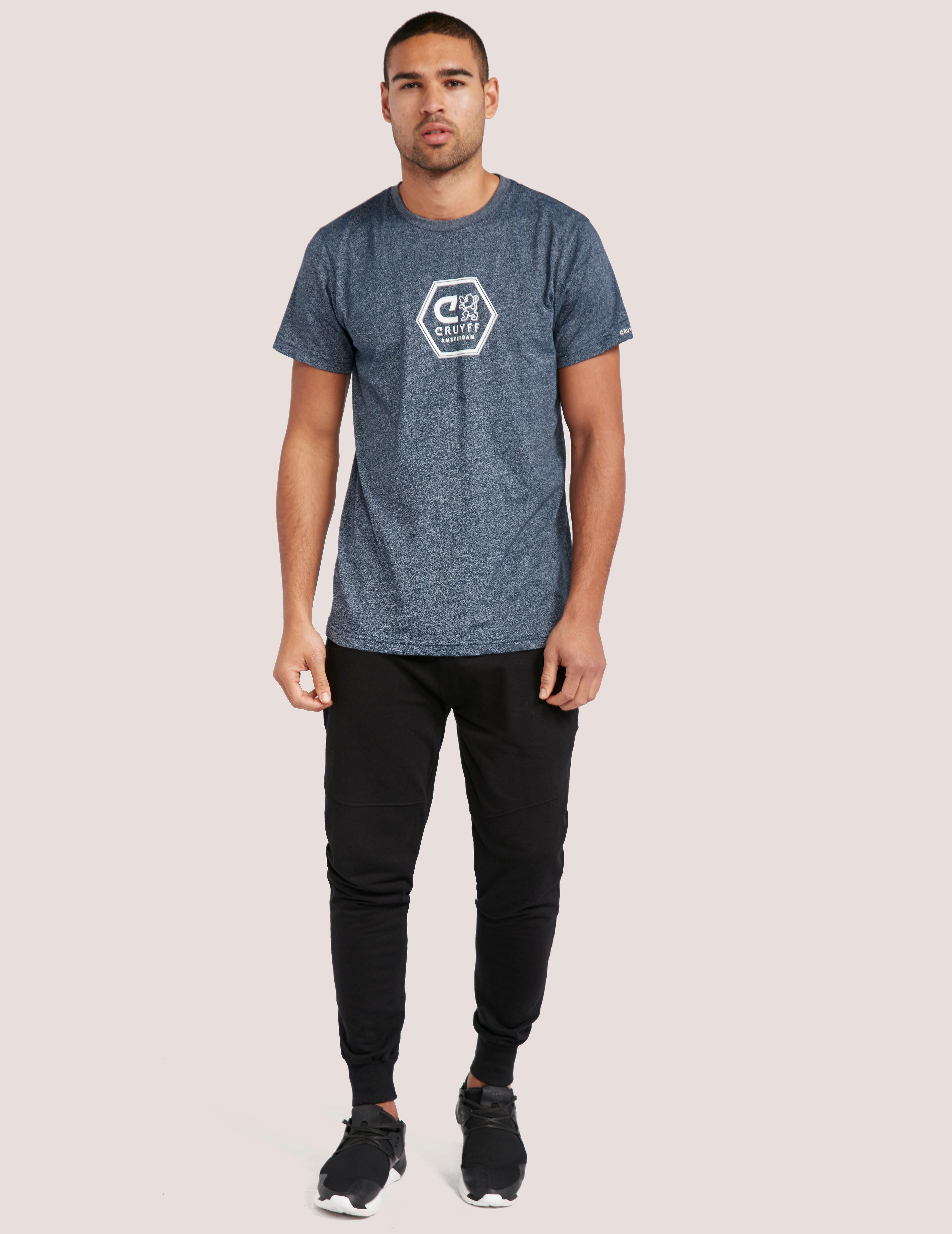 Cruyff Tete Hex Logo T-Shirt