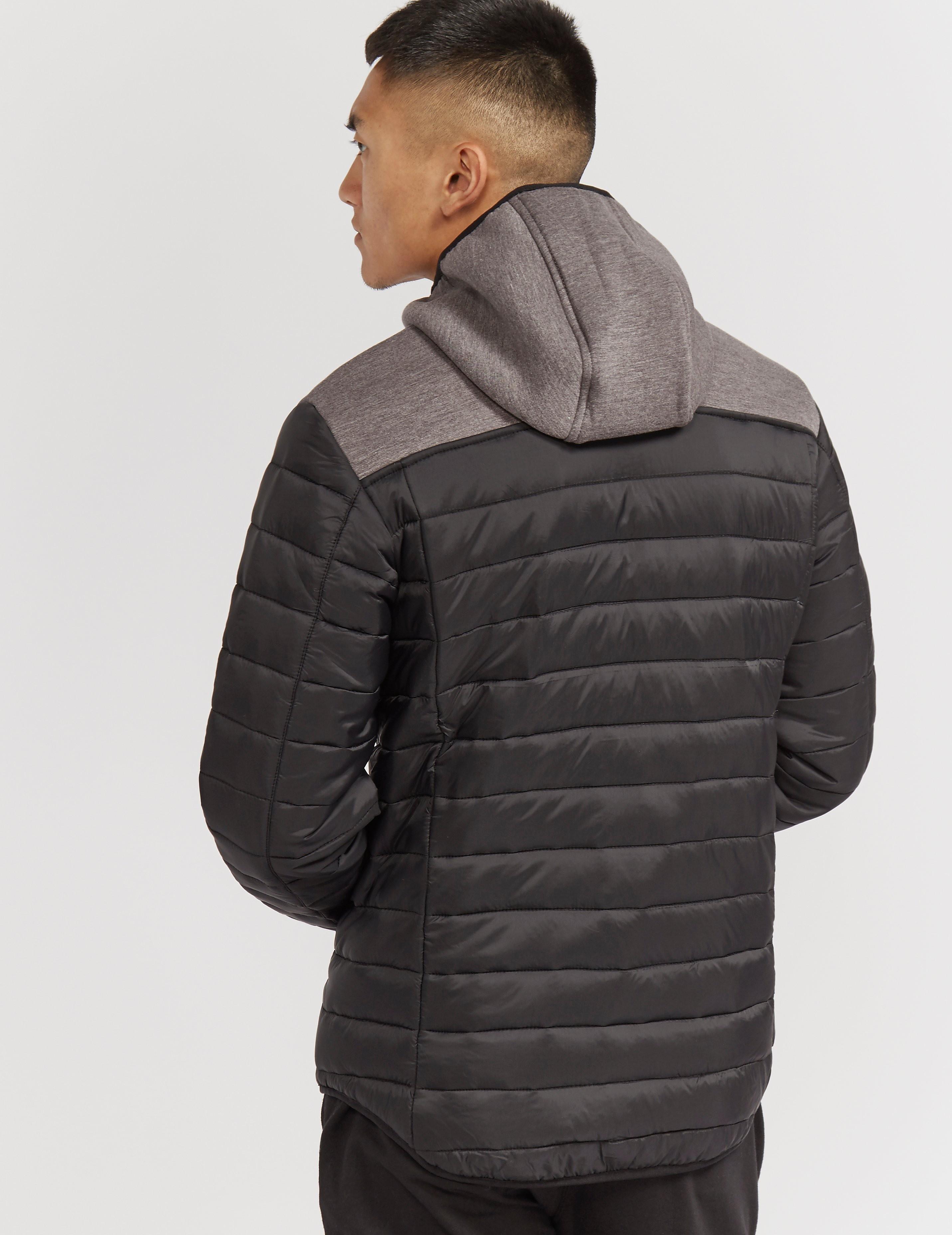Cruyff Rapson Quilted Jacket