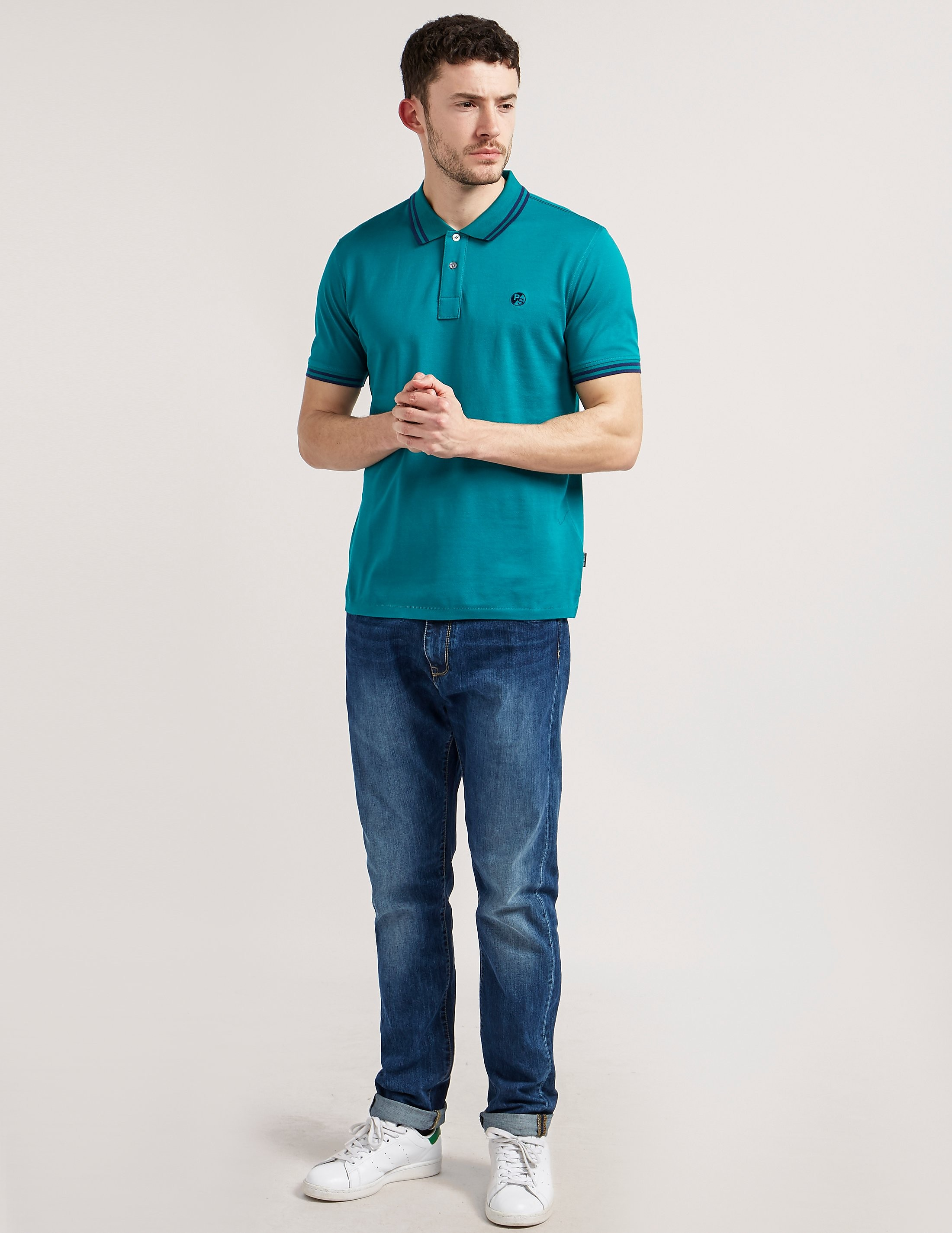 Paul Smith Mercerised Polo Shirt